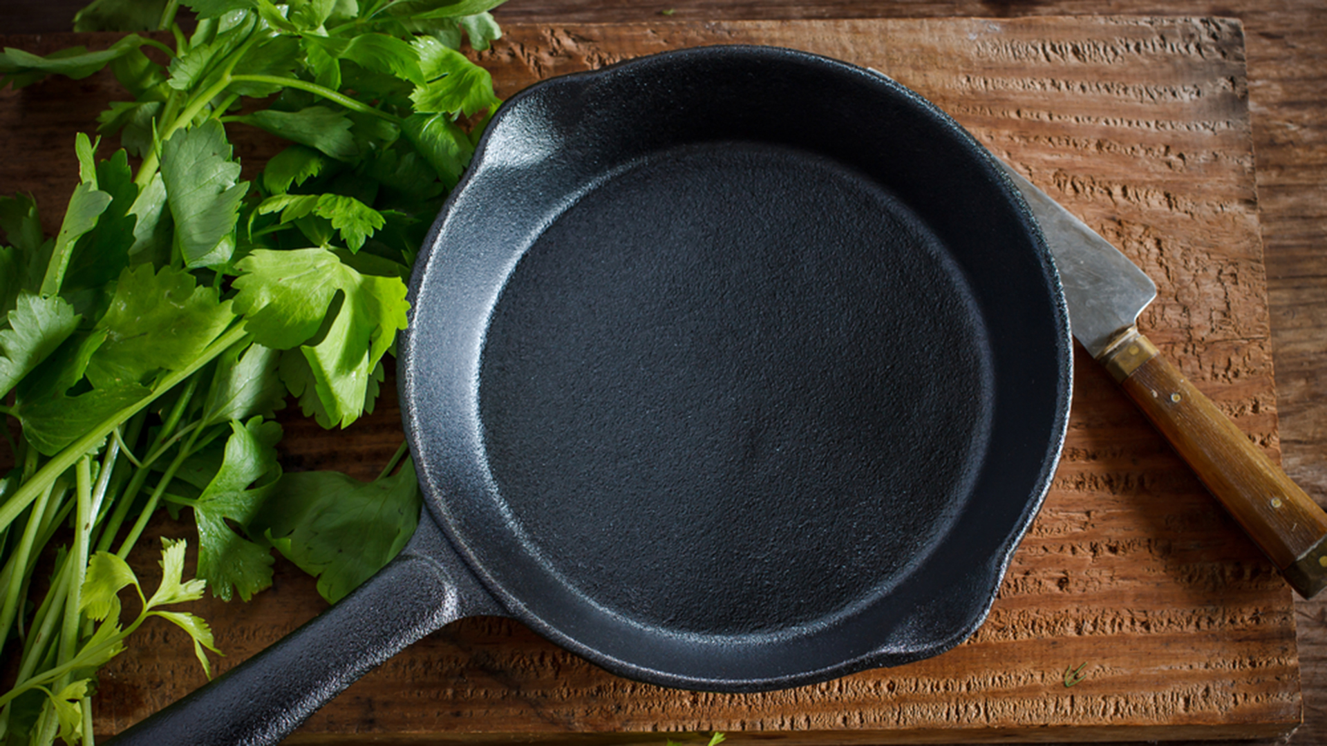 Cooking With A Cast Iron Pan The One Thing You Should Do