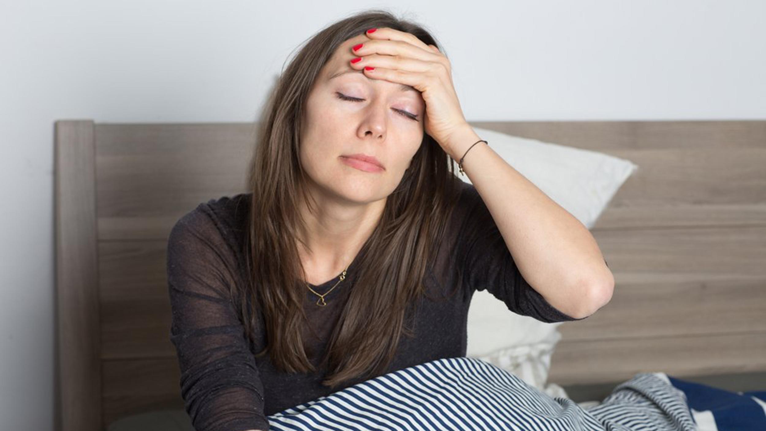 pregnant headache