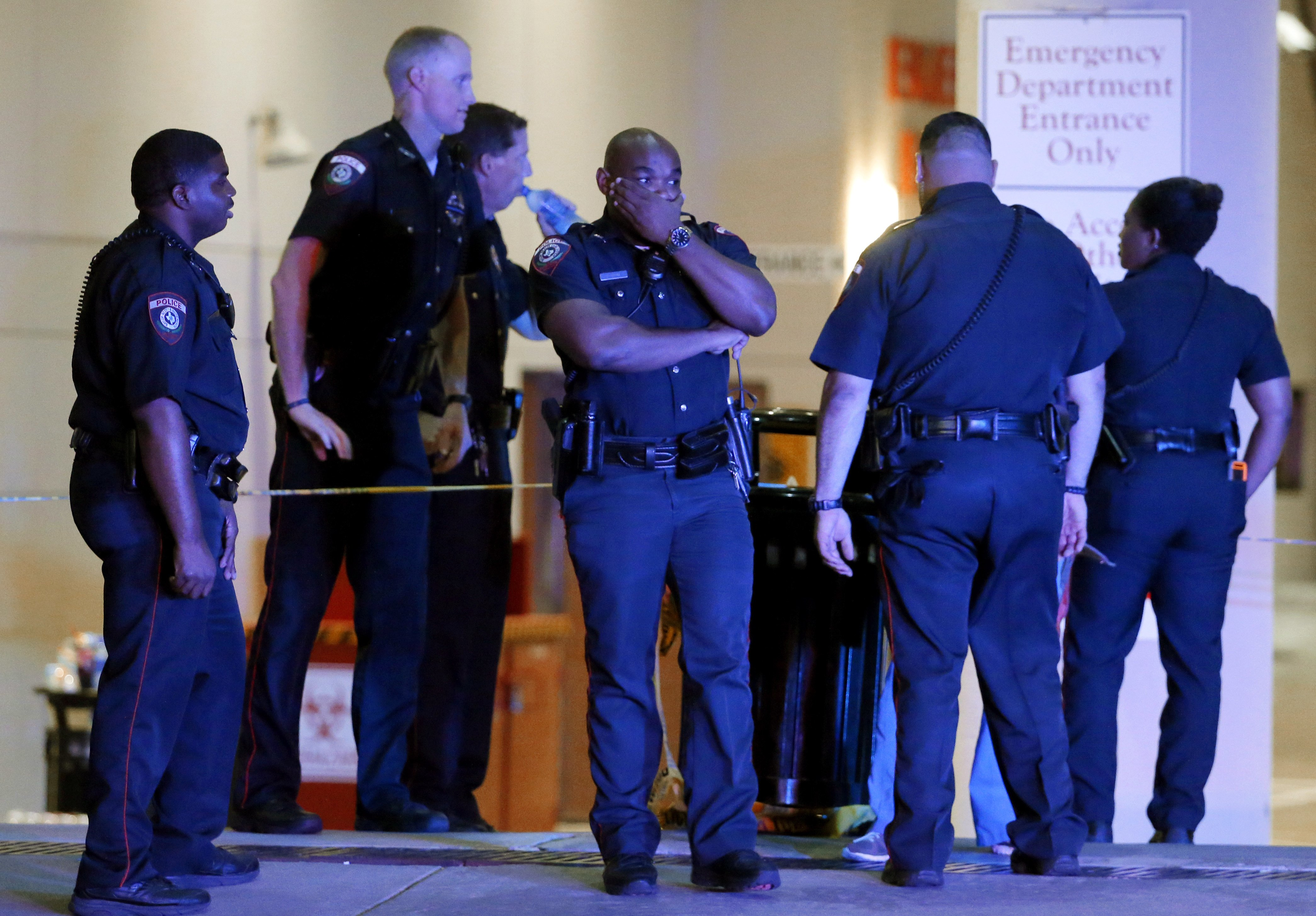 'Horrified': Latinos Denounce Shootings of Dallas Police, Call for Peace