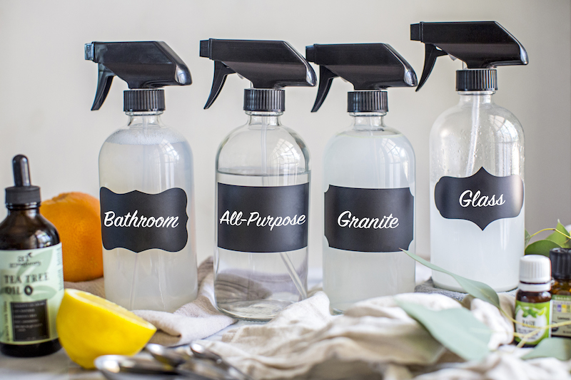 reasons to make your own cleaning products