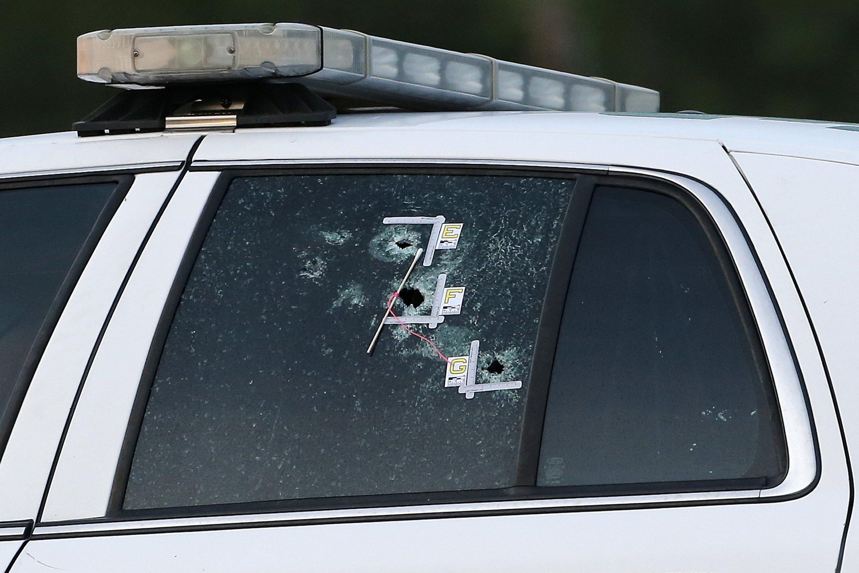 Baton Rouge Police Ambush: Cop Killer Didn\'t Make 911 Call