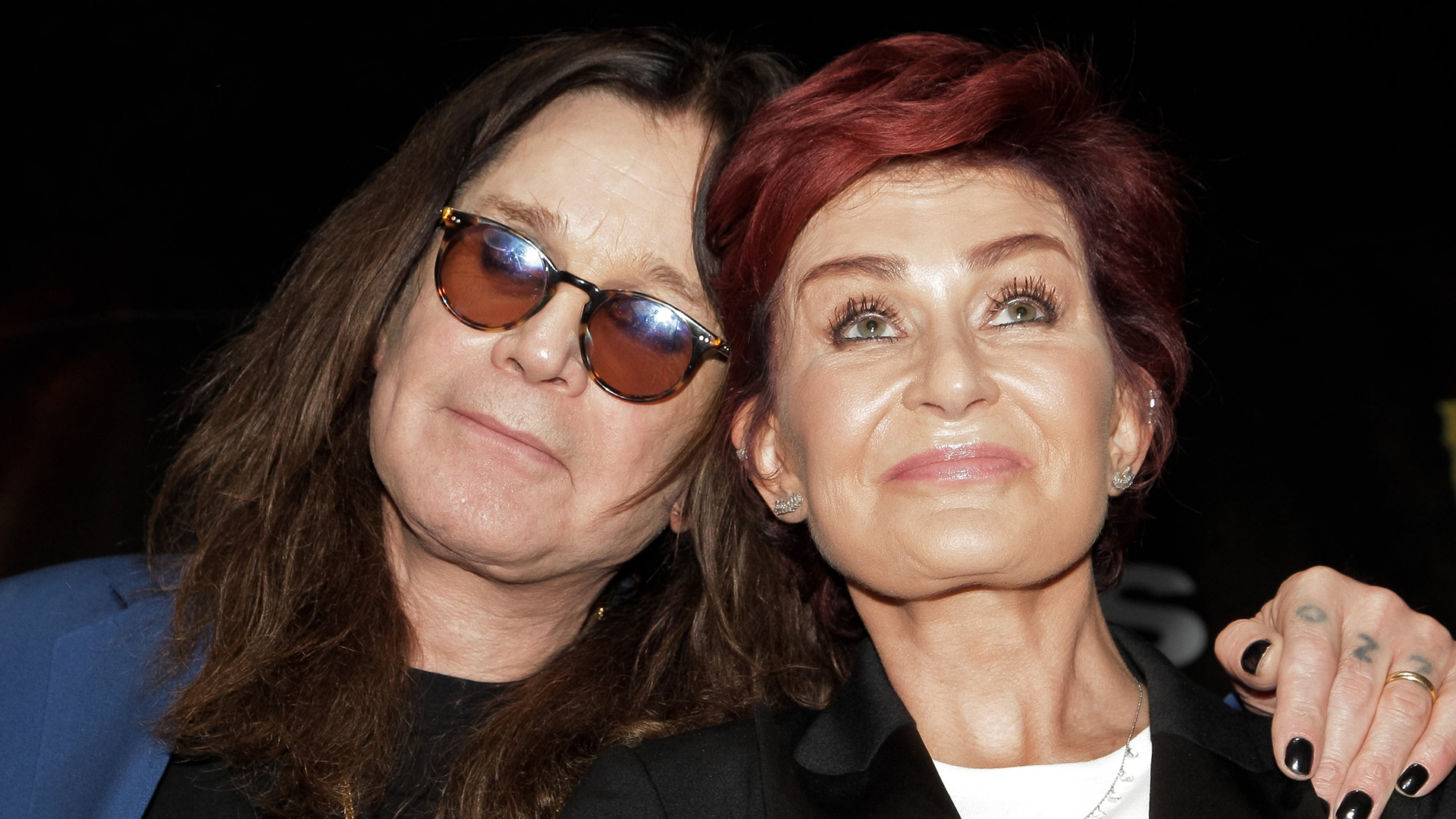 Sharon Osbourne confirms she and Ozzy are 'back on' as a couple - TODAY.com