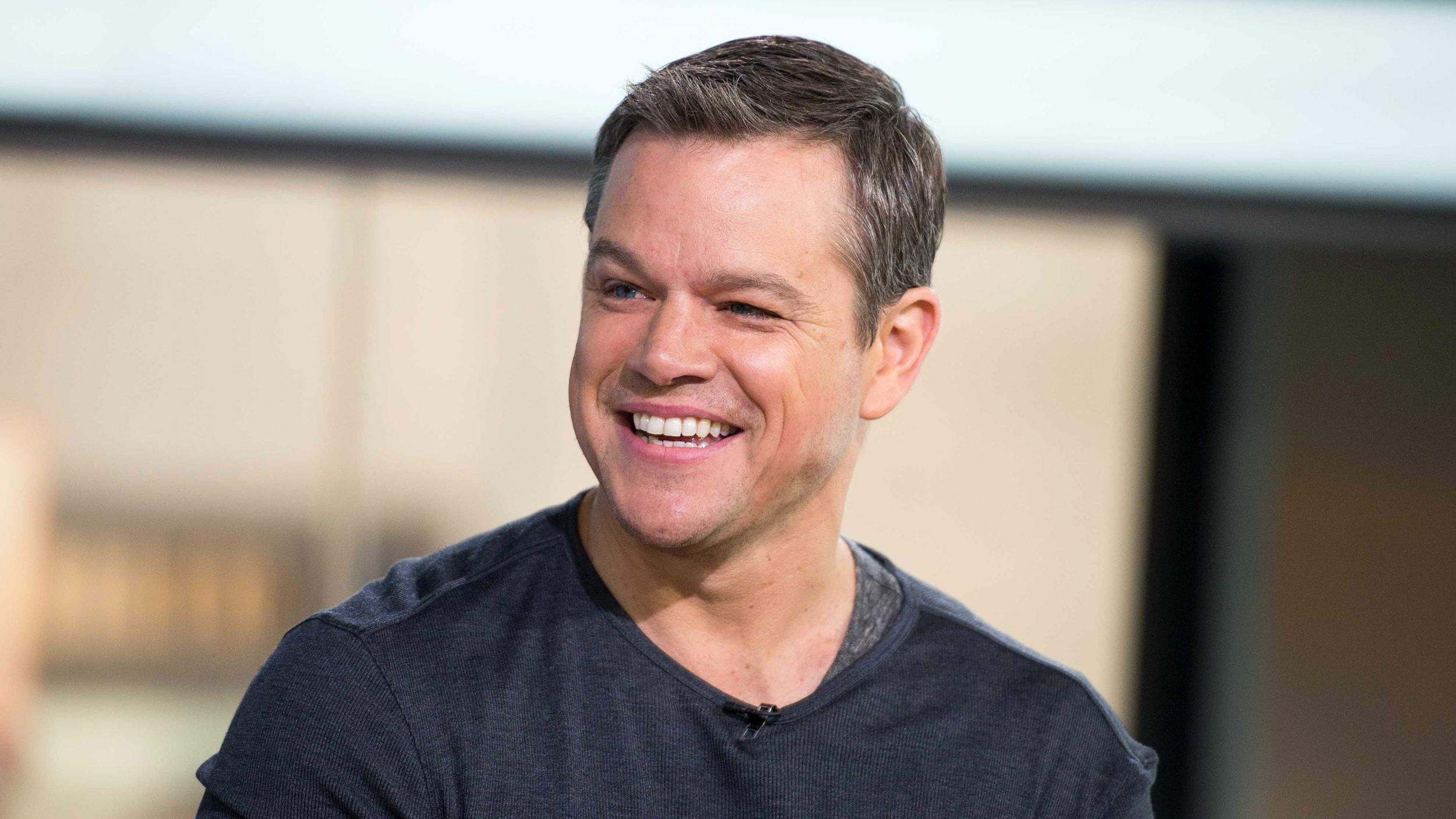 Matt Damon reveals the toughest part about reprising ... Matt Damon S