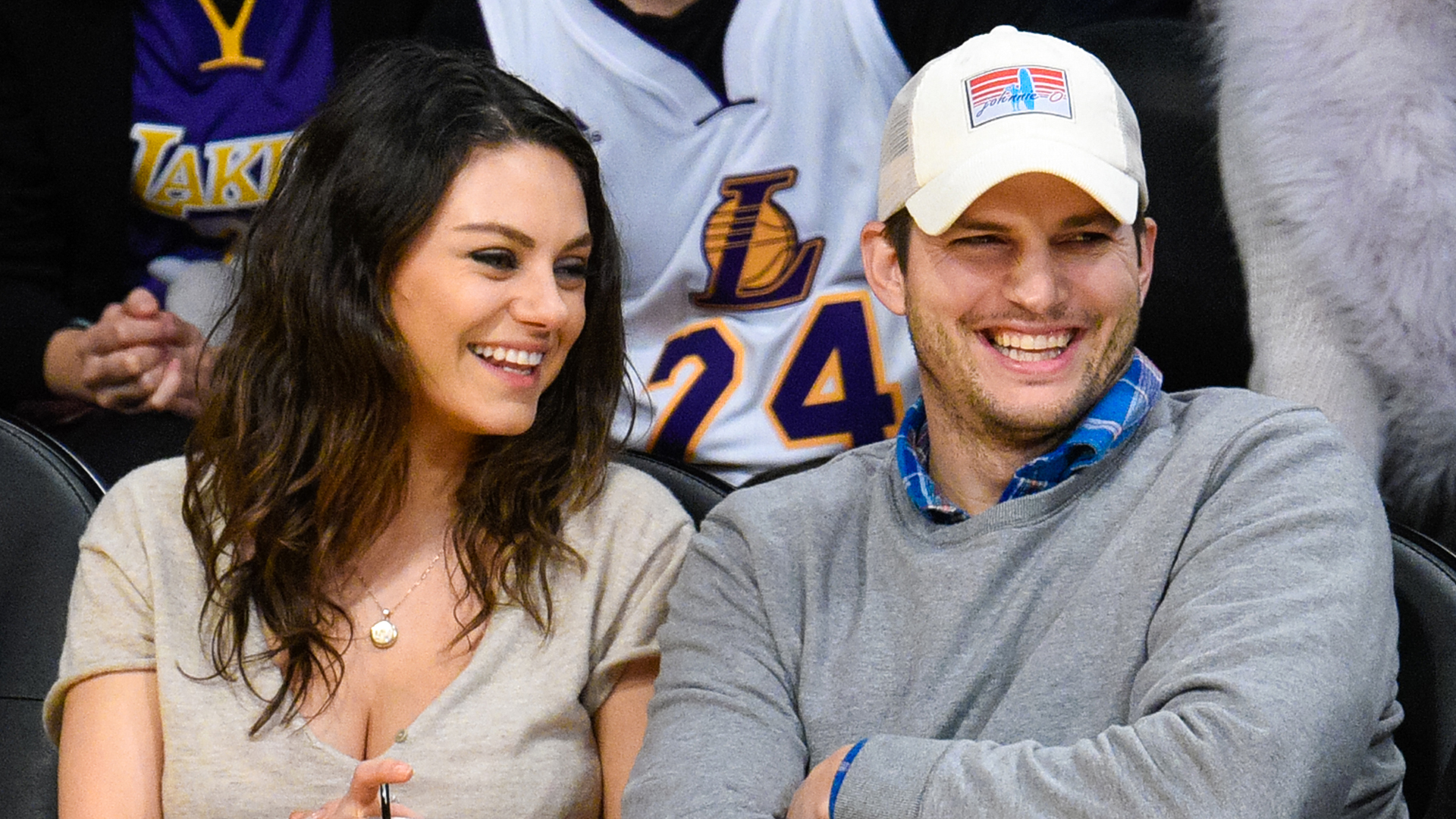 Mila Kunis Reveals She And Ashton Kutcher Made Frugal Choice For Wedding  Rings  Today