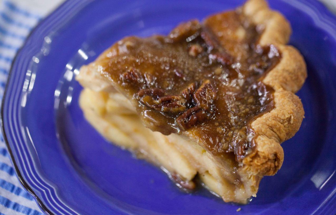 Rustic Apple Pie Today Com
