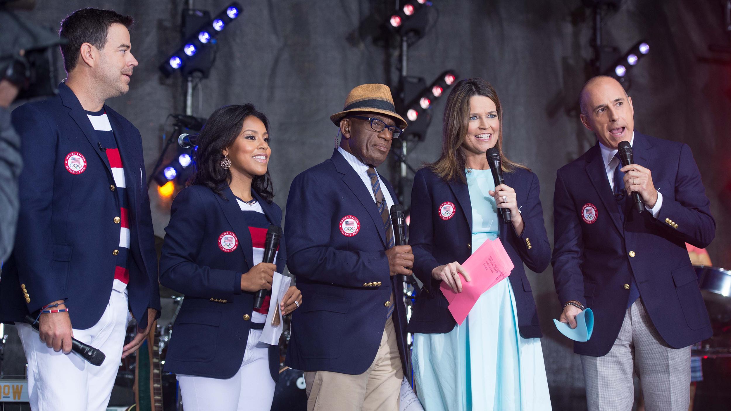 See Team USA's opening ceremony uniform at Rio Olympics ...