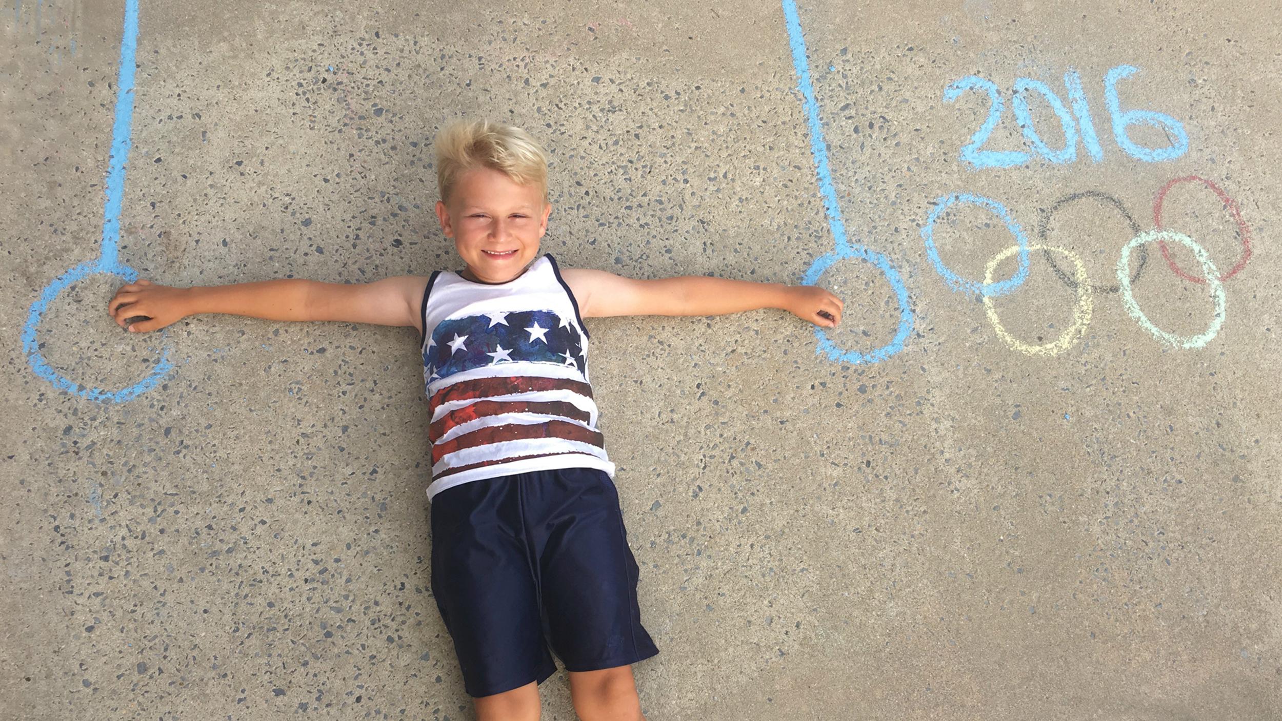 create a kids u0027 backyard olympics with dollar store items today com
