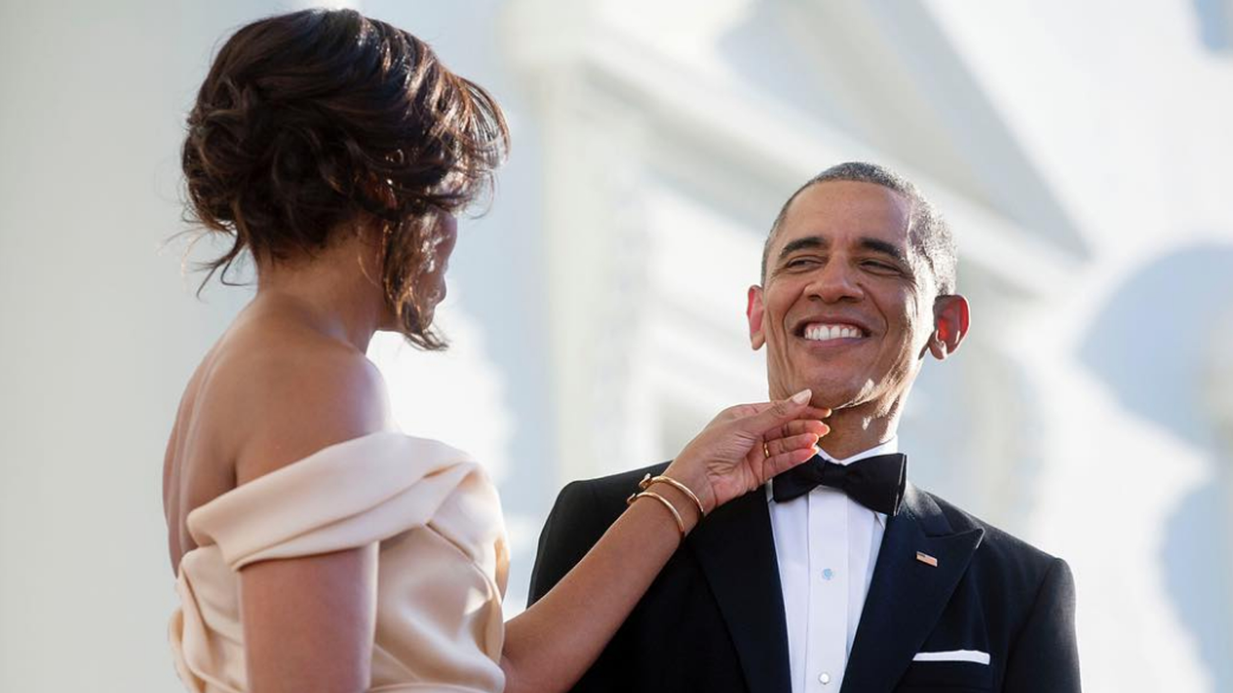 Michelle obama shares sweet birthday message to president today com