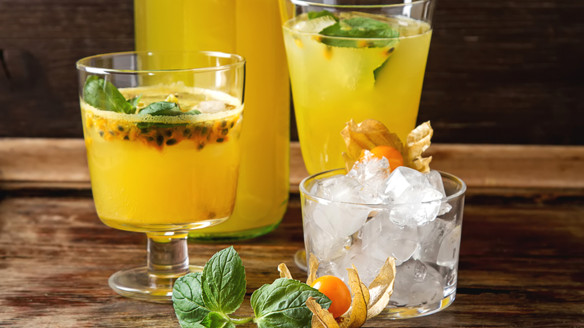 Passion Fruit Cocktail (Maracuja) - TODAY.com