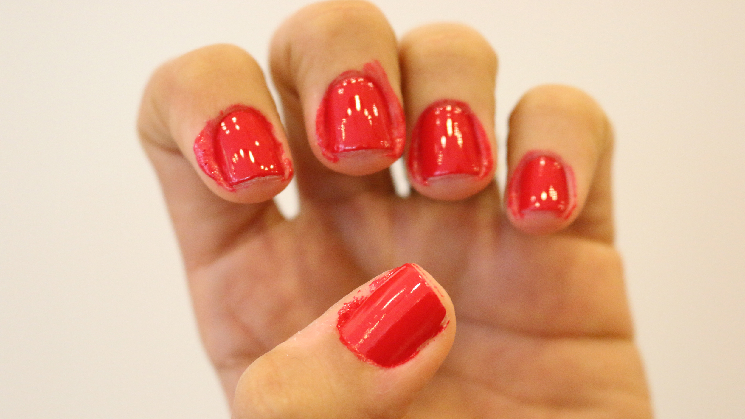 Brazilian manicure: The messy treatment that lasts even longer