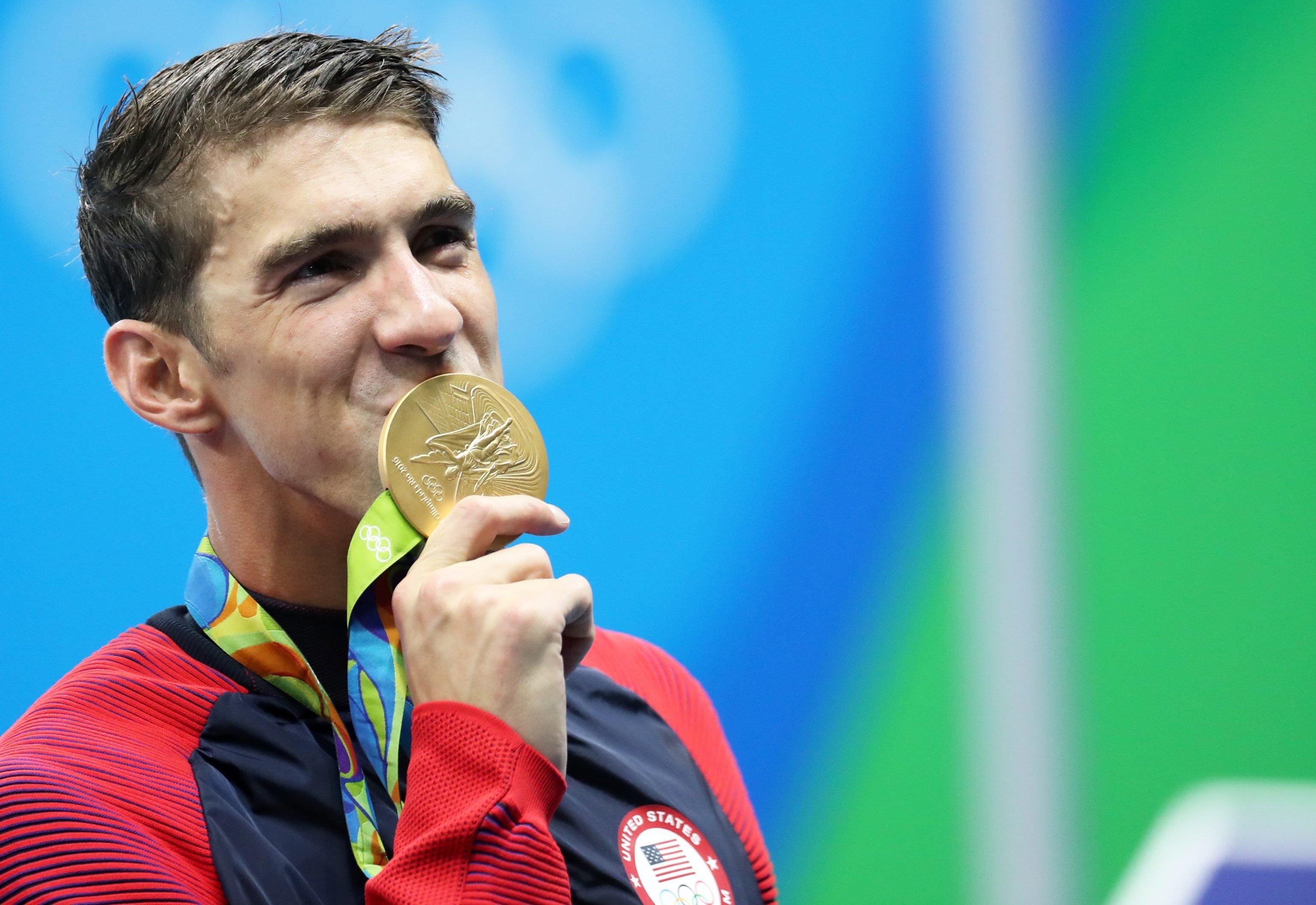 Michael phelps olympics photos 2016 Rio Olympics: Michael Phelps Best Pics Access Online