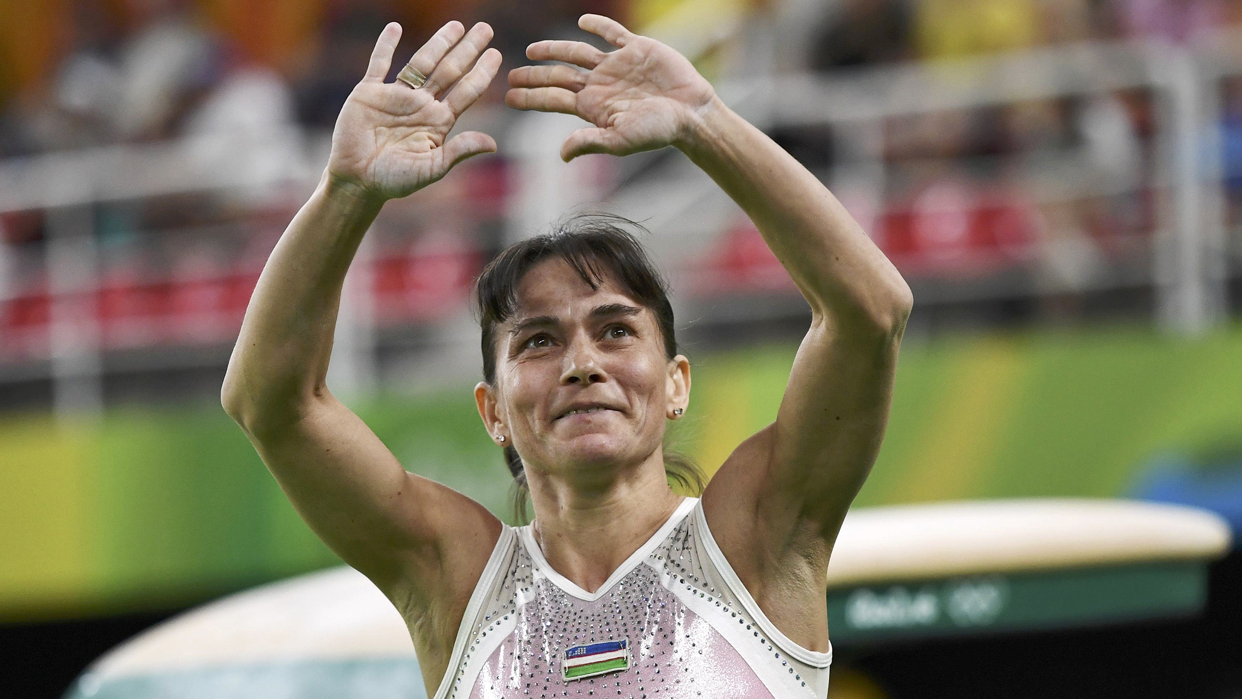 41 Year Old Gymnast Among Olympians Defying Age In Rio