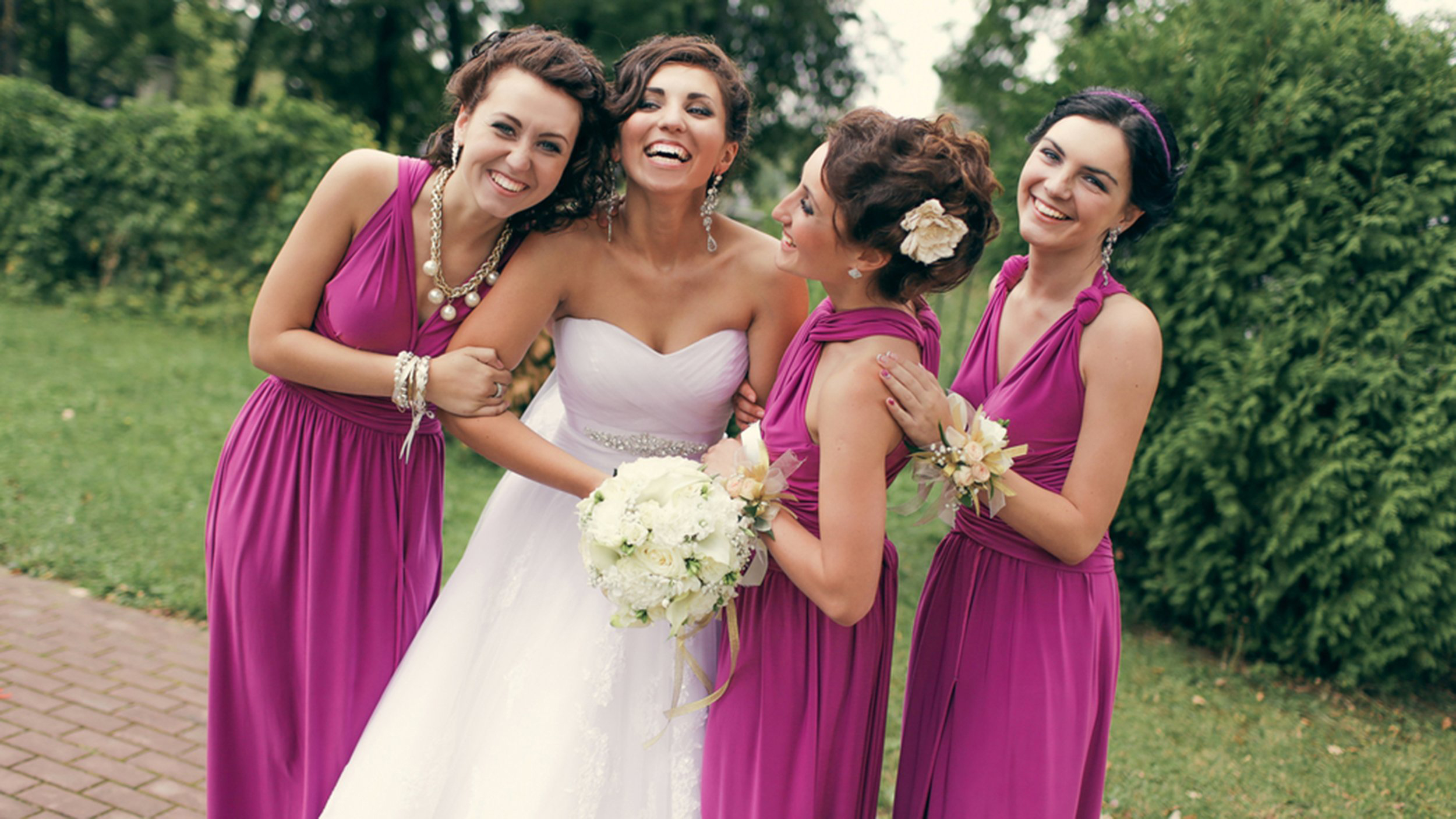 Always a bridesmaid never a bride is really an ad slogan always a bridesmaid never a bride is really an ad slogan ombrellifo Images