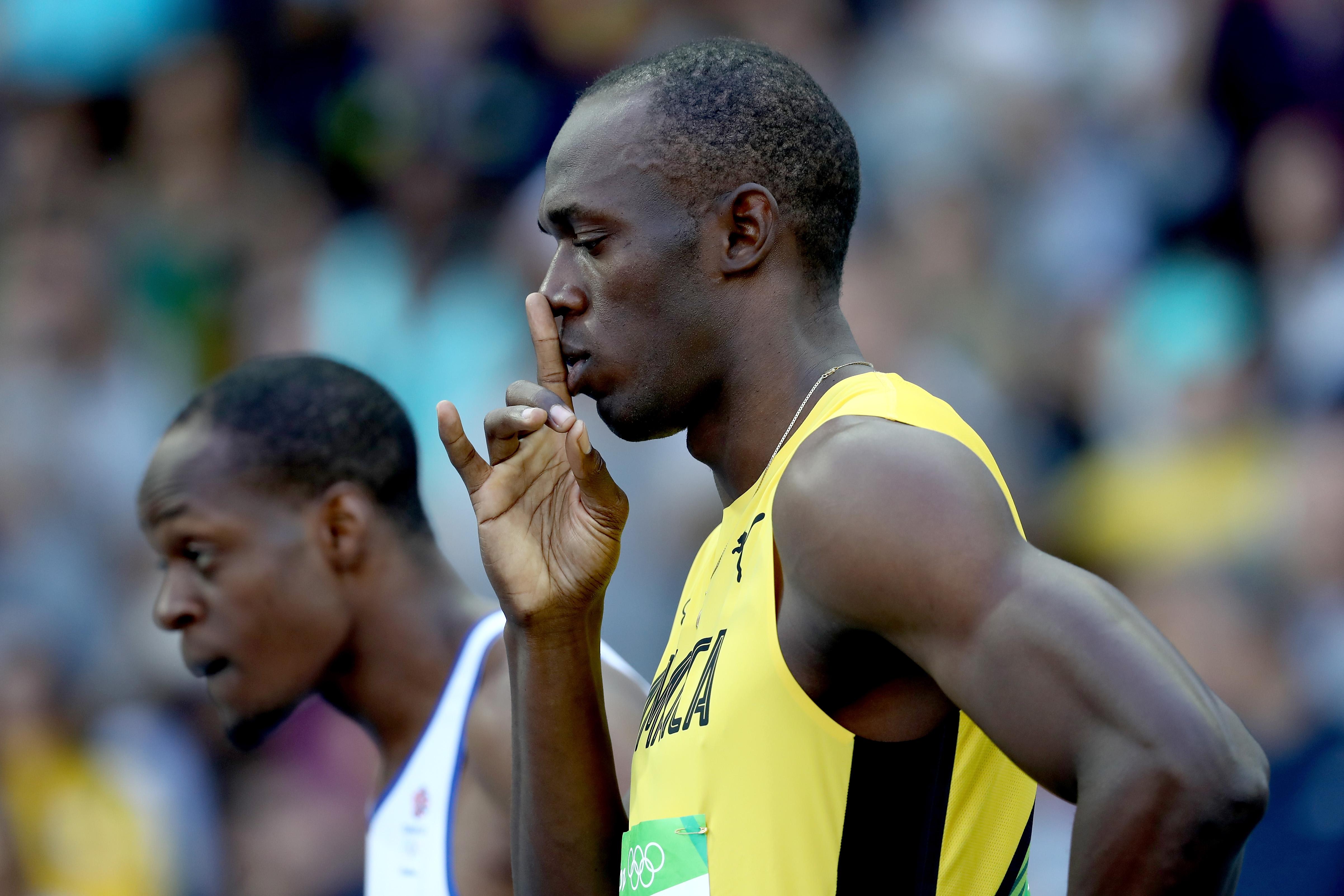 est100 一些攝影(some photos): Usain Bolt, 博爾特/ 波特