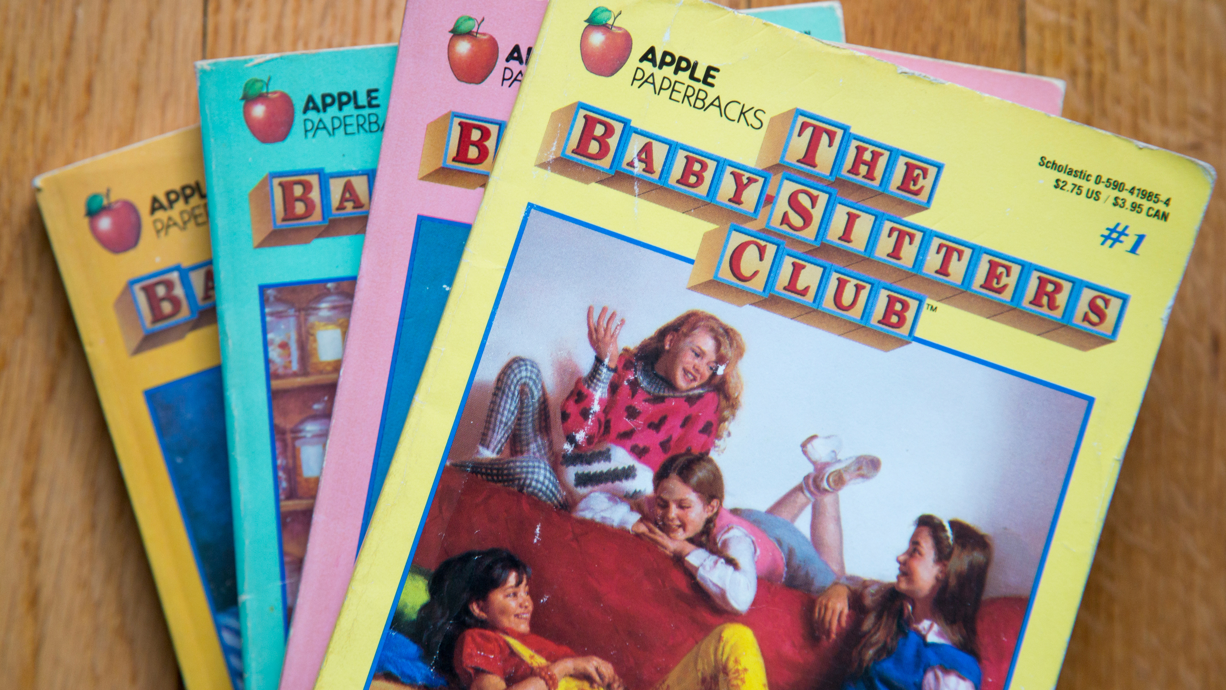 The Baby Sitters Club Turns 30 Author Ann M Martin