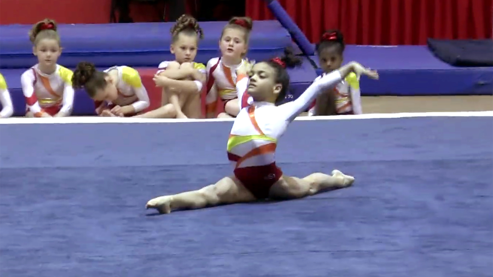 Gymnast Laurie Hernandez Was Destined For Greatness And This Throwback Video Proves Today