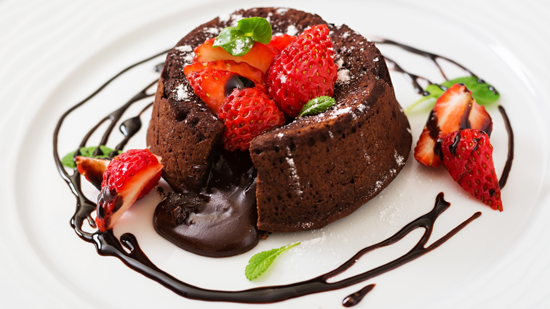 Pistacio Chocolate Cake Ginger
