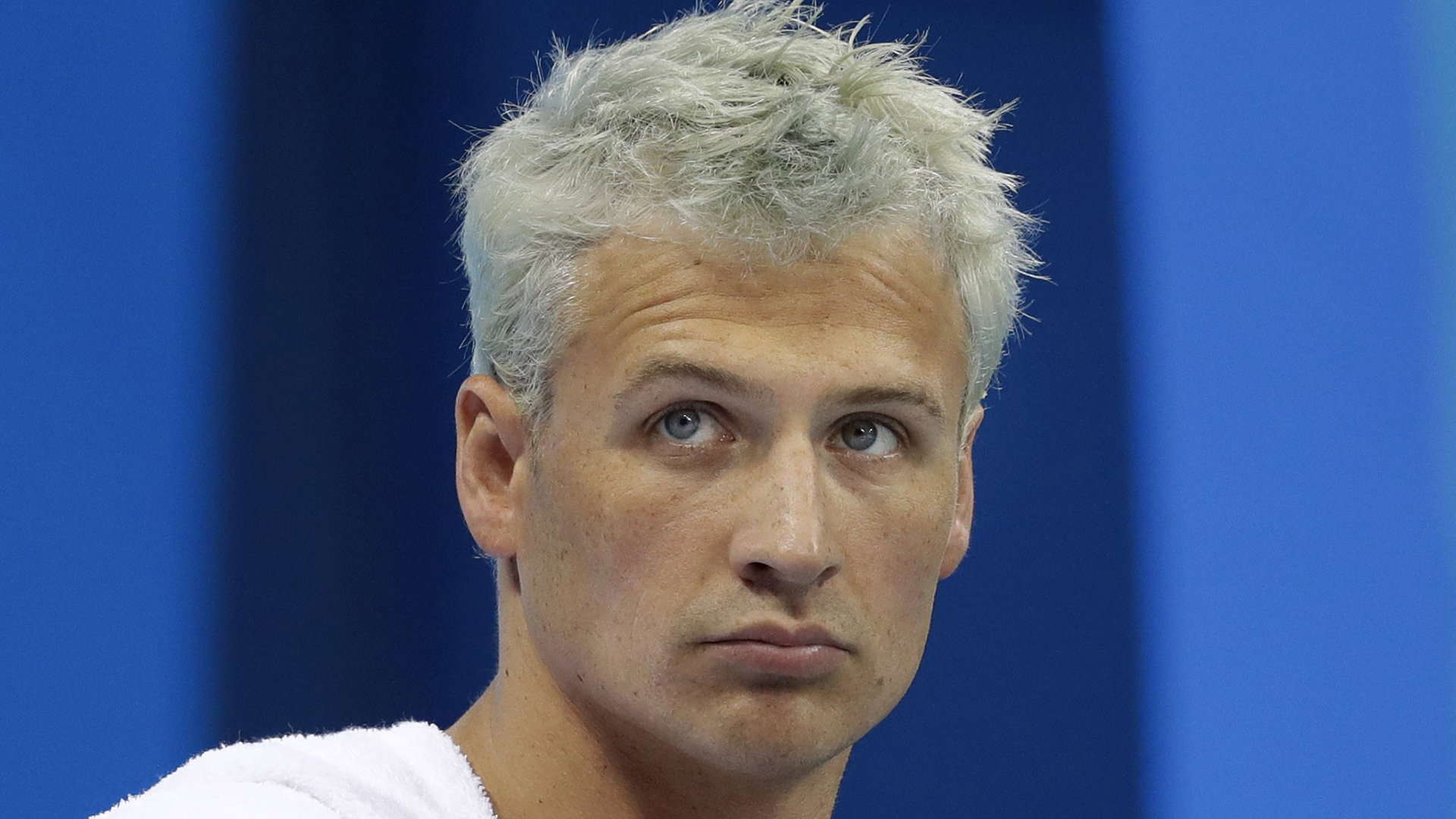 Ryan Lochte Defends Rio Robbery Account To Matt Lauer We Wouldnt Make This Story Up