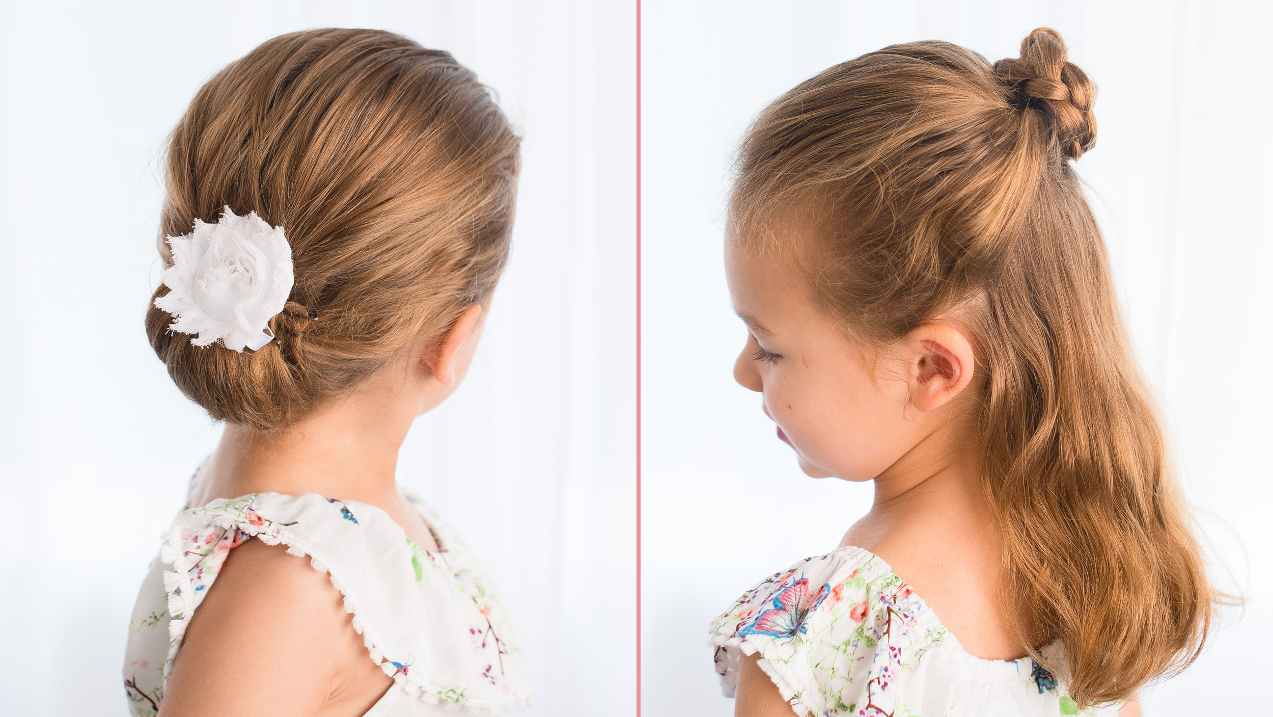 Easy Hair Styles For Kids Easy Hairstyles For Girls That You Can Create In Minutes