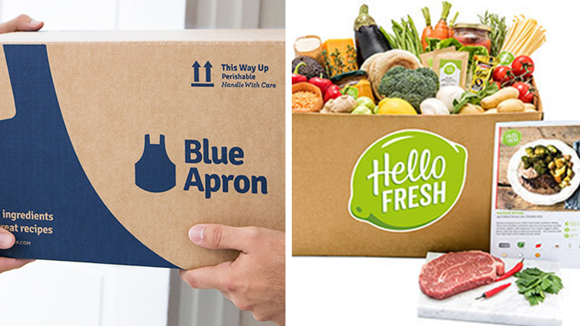 HelloFresh, Blue Apron, Munchery: Which is best for you ...
