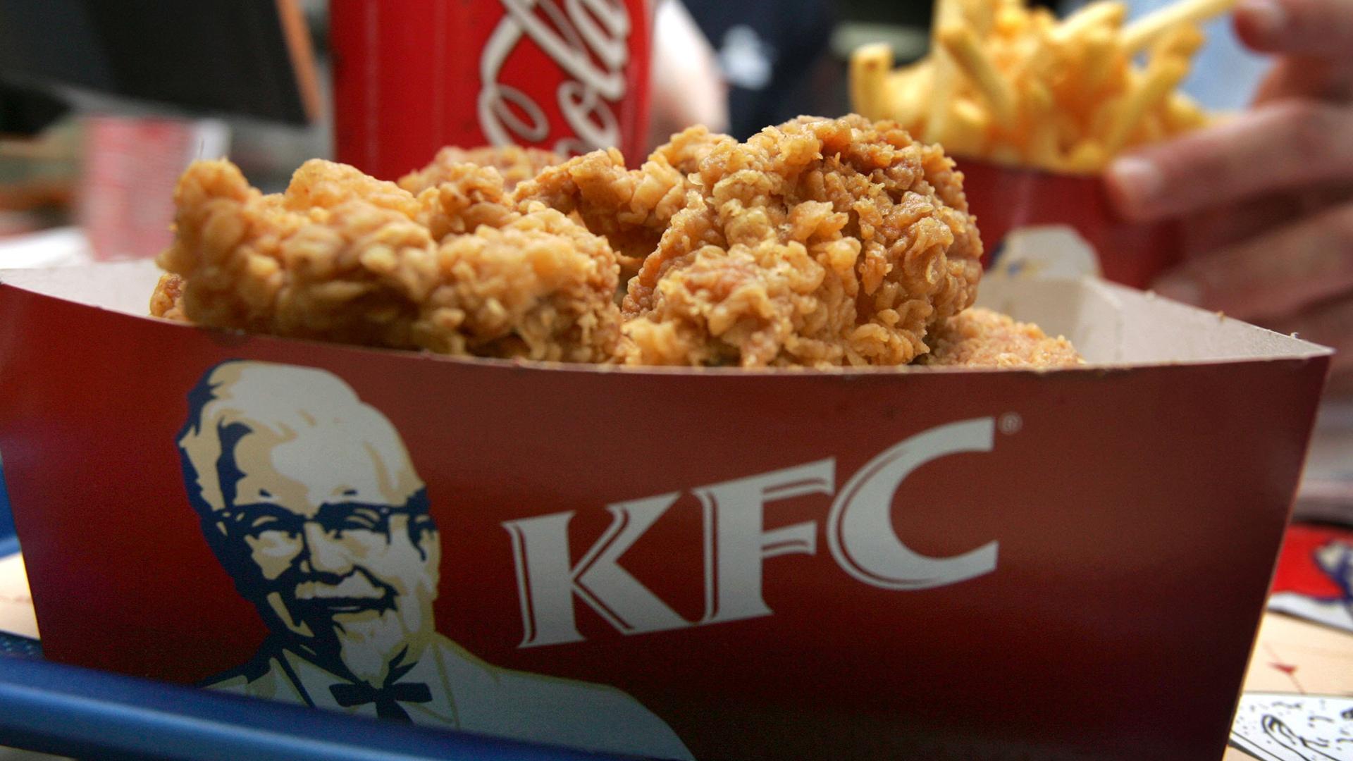 KFC: Leaked Colonel Sanders' secret fried chicken recipe ...