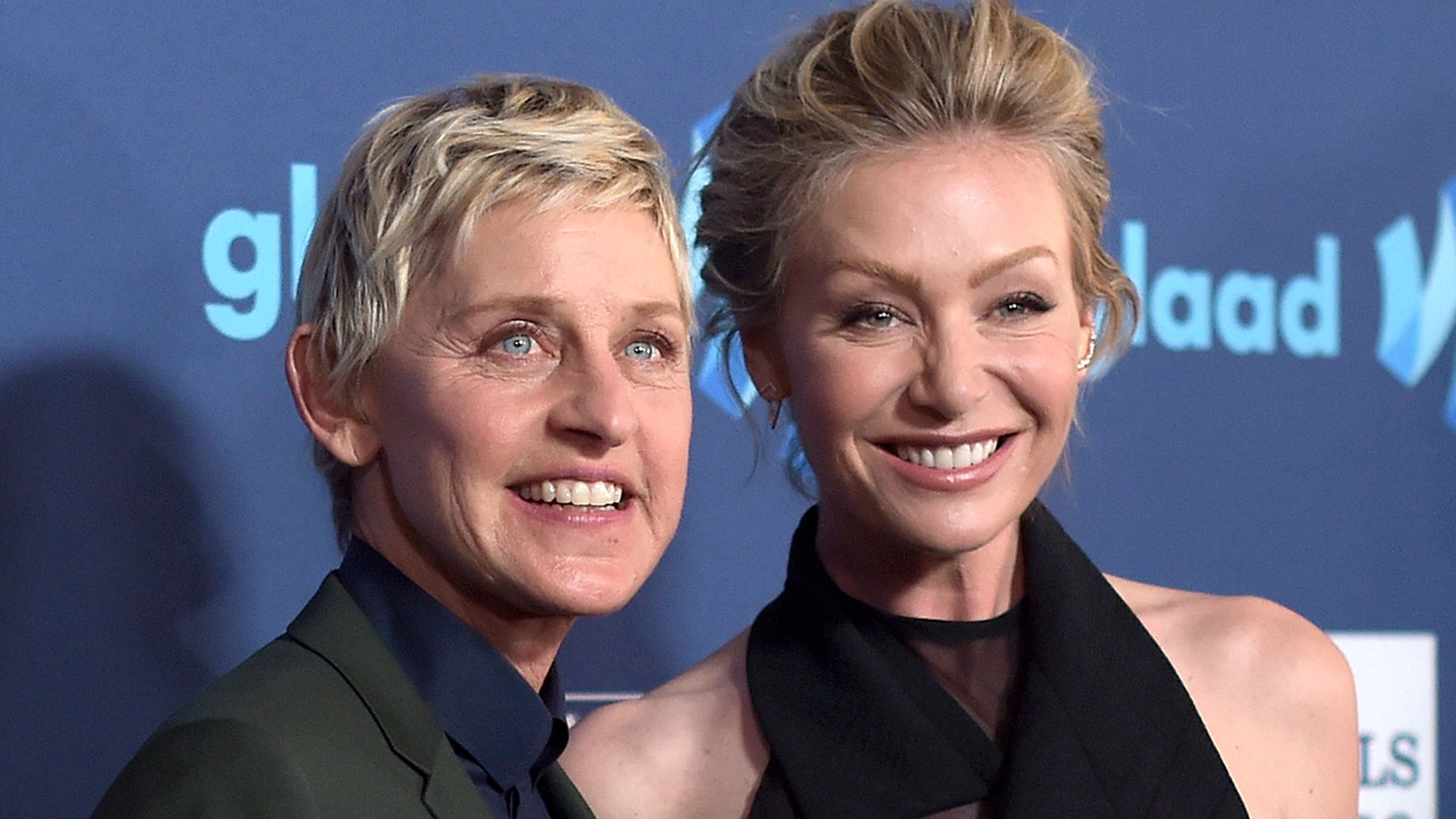 Ellen Degeneres Portia De Rossi Have A Puppy Named Kid Today Com