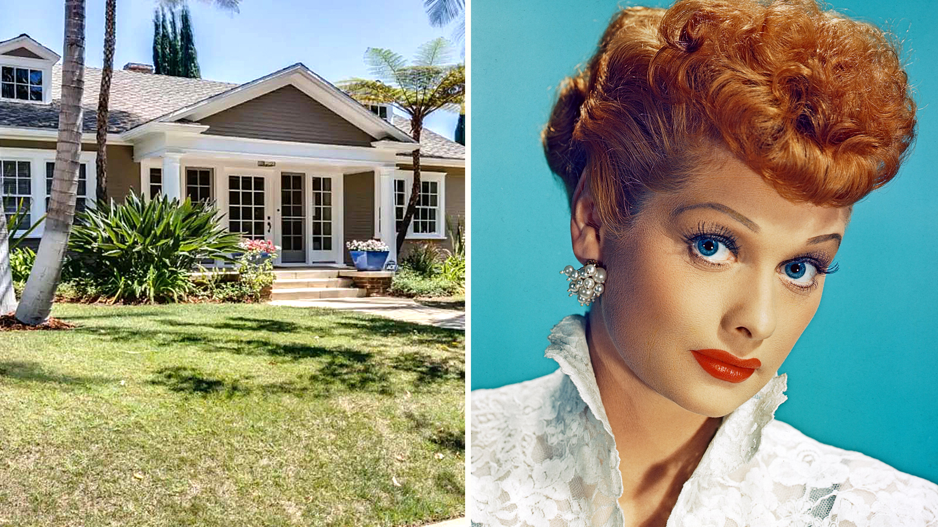 Lucille Ball 39 S First Hollywood Home Is For Sale See