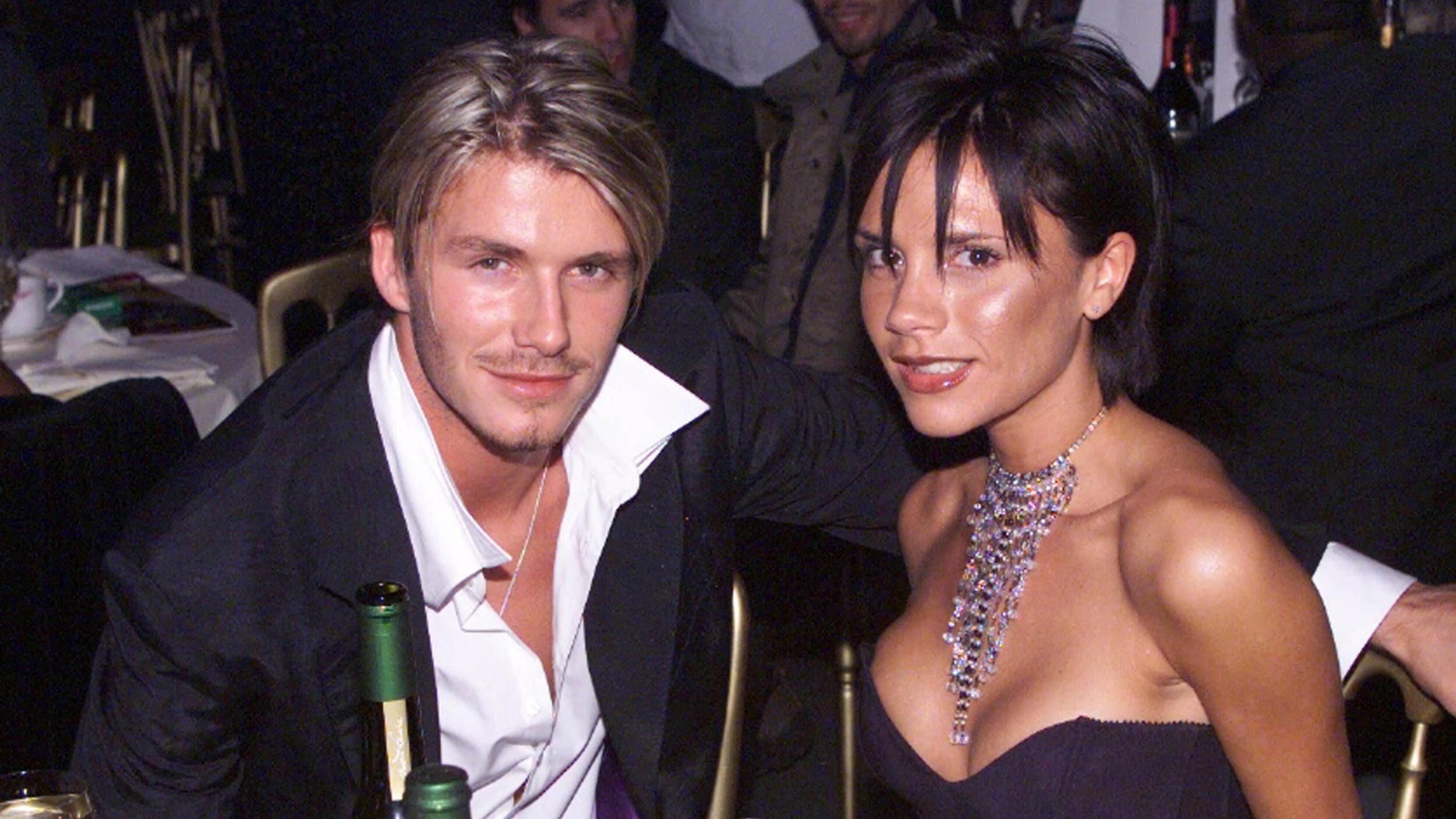 Victoria Beckham Reveals Her Love At First Sight Moment