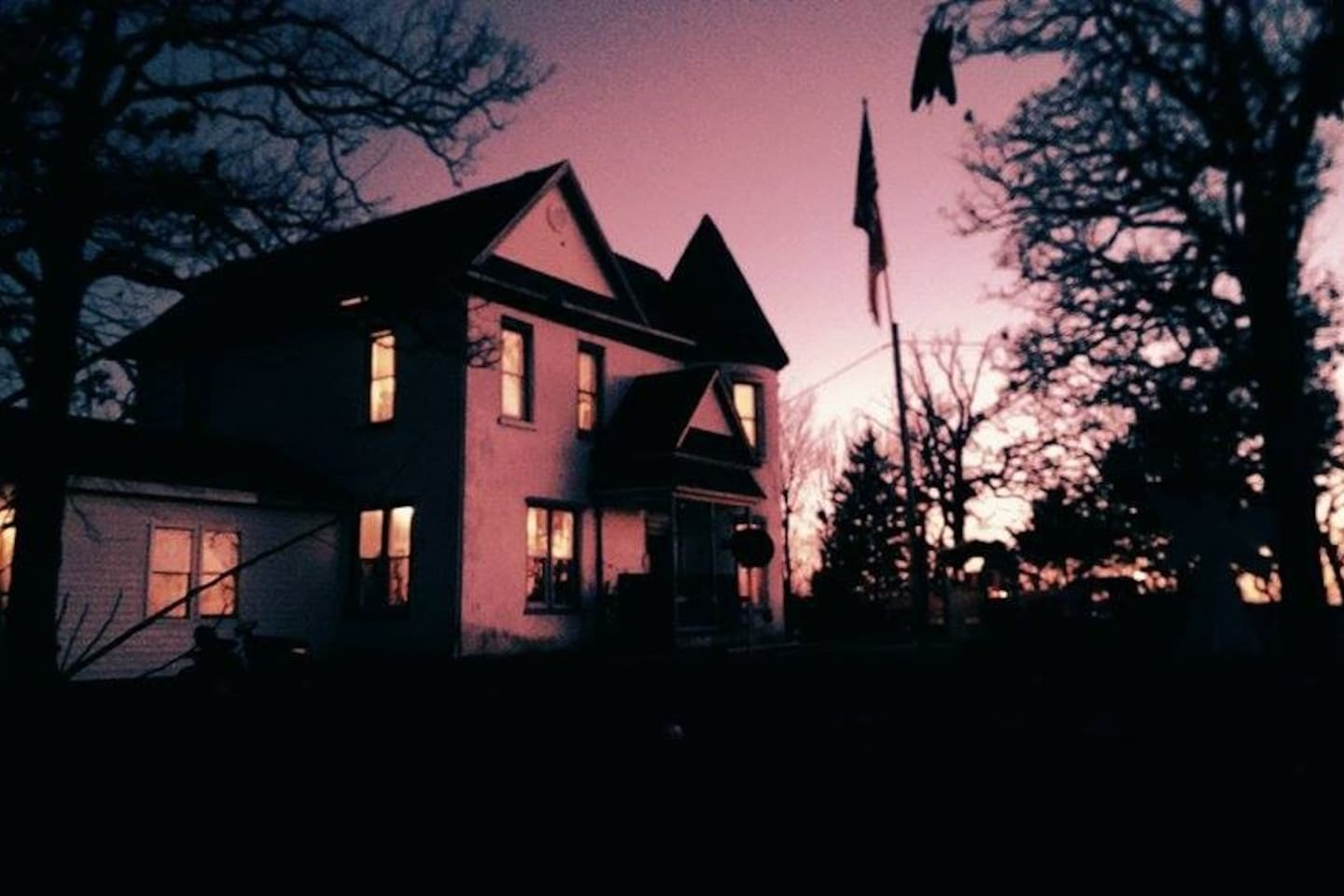 Haunted Houses you can rent on Airbnb - TODAY.com