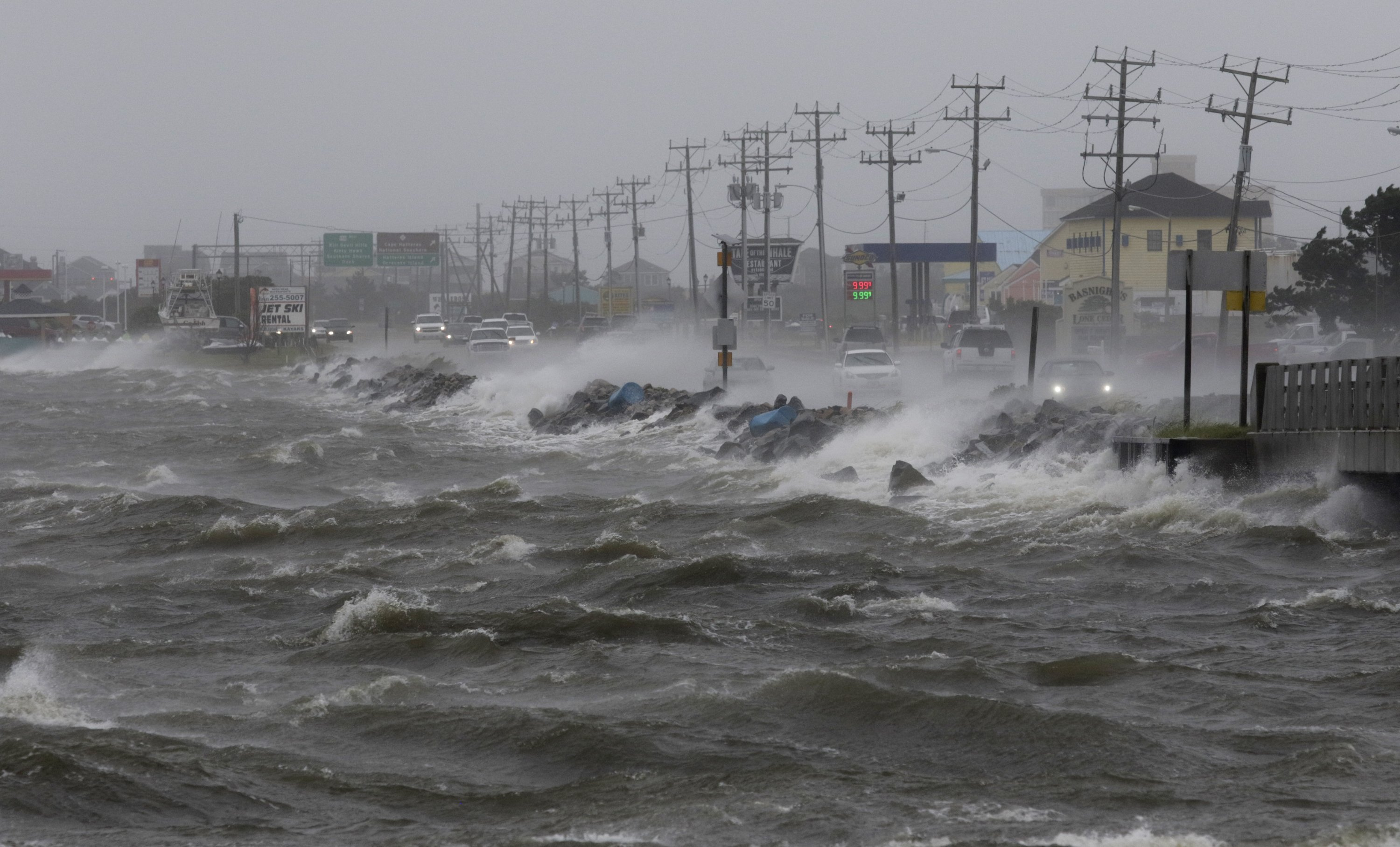 hermine to deliver life threatening surf winds from north