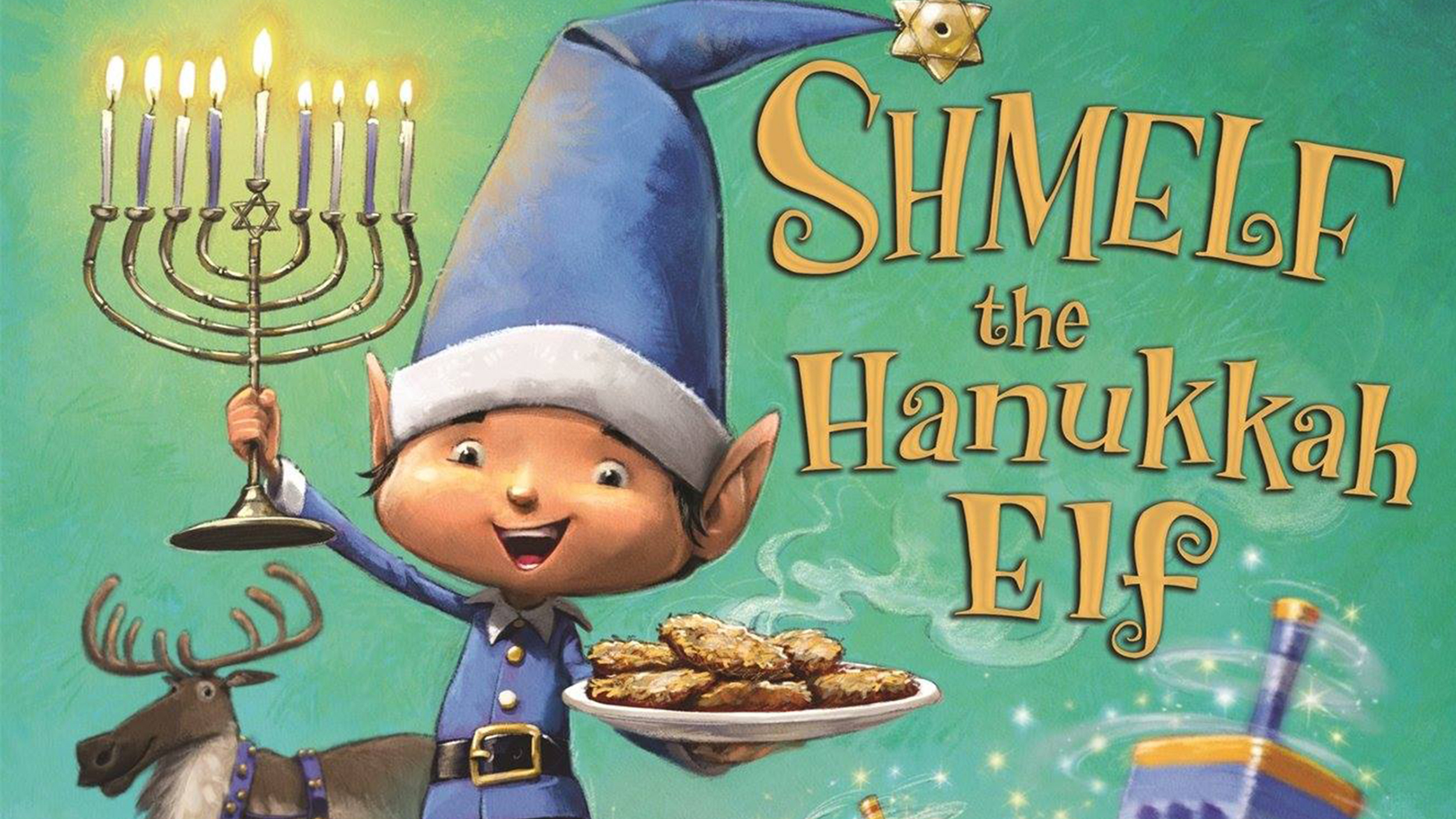 Shmelf\' gives Jewish kids a holiday elf of their own