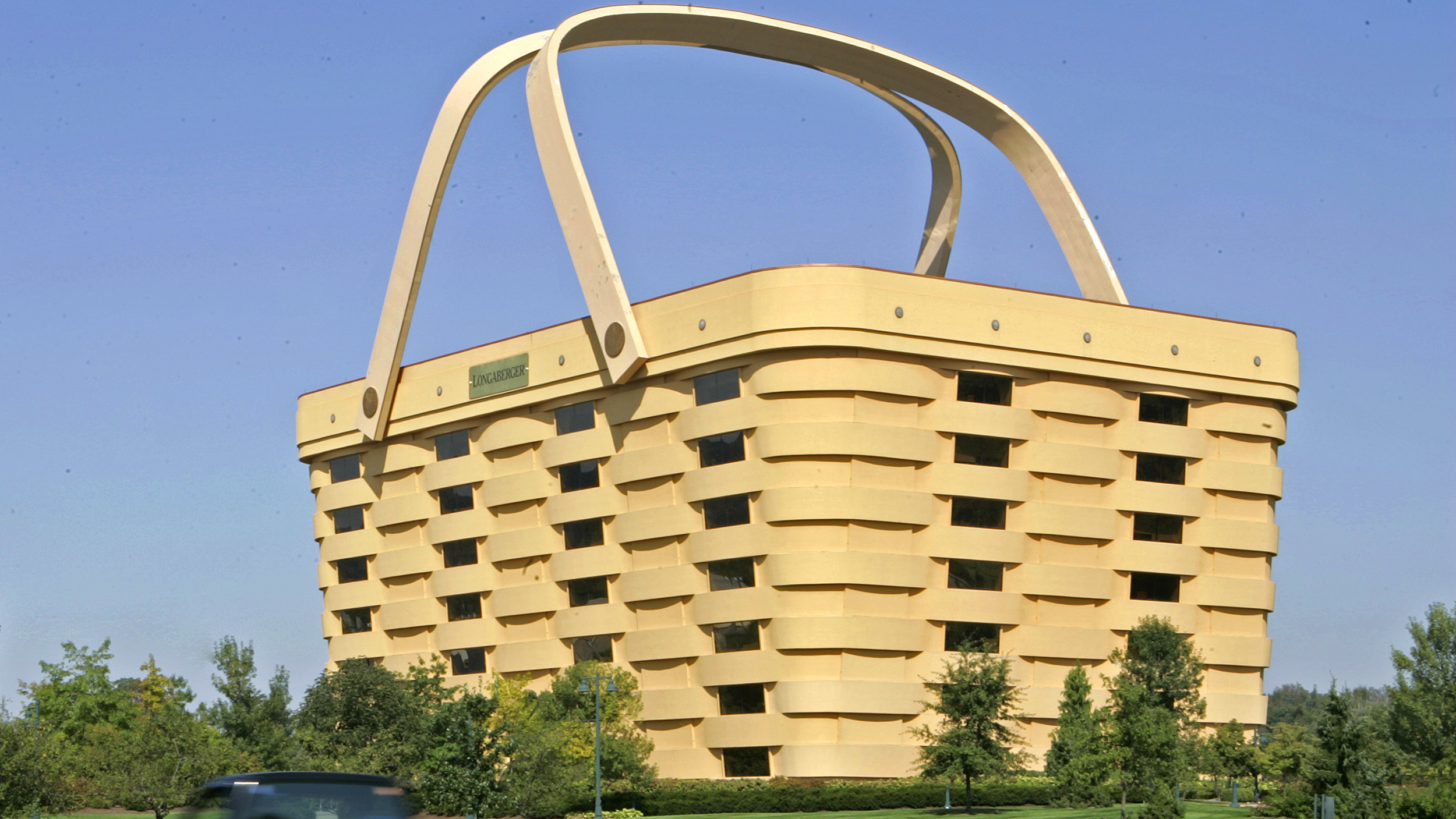 A Picnic Basket Shaped Building Is On The Market For $5 Million   TODAY.com