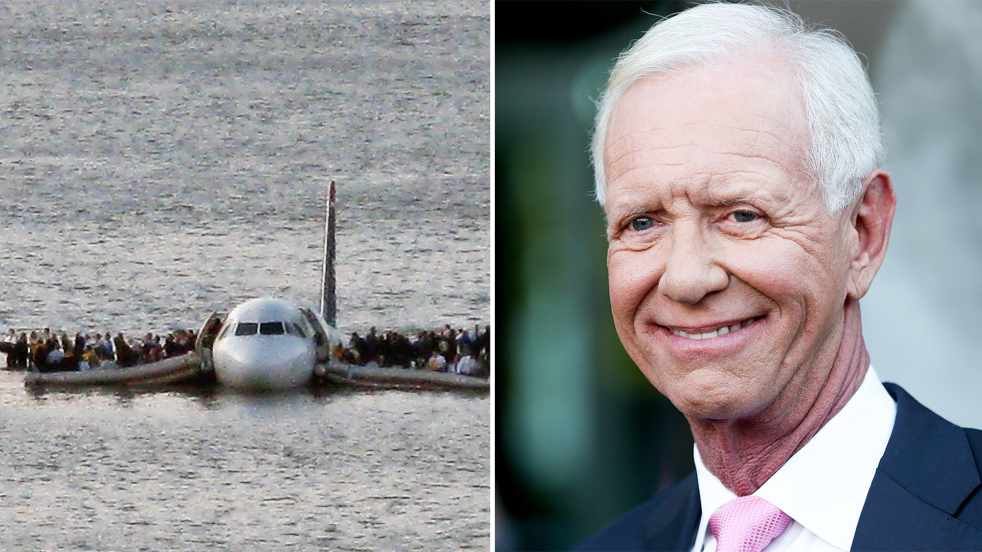 pilot plane hudson river landing with Chesley Sully Sullenberger Hero My Family He S More T102571 on New York Miracle On The Hudson Survivors Mark 5 Years also Inside Miracle Hudson Never Seen Photo Shows Captain Sully S Cockpit Saved 155 Lives moreover Plane Crashes In Hudson River furthermore Darling Ive Just Accident The Amazing Calm Airline Pilot Landed Hudson River as well Clay Presley Miracle Hudson Survivor Over es Fear Flying Pilot.