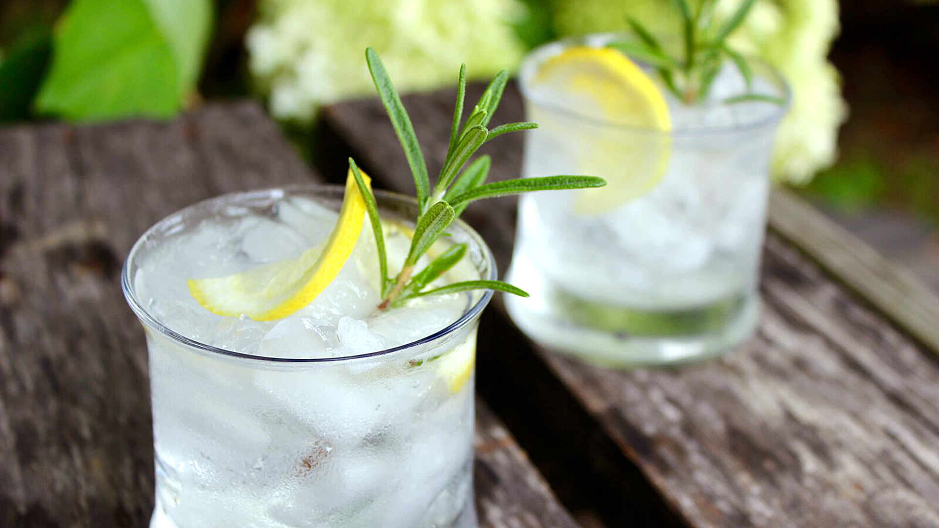 Rosemary Gin Fizz - TODAY.com