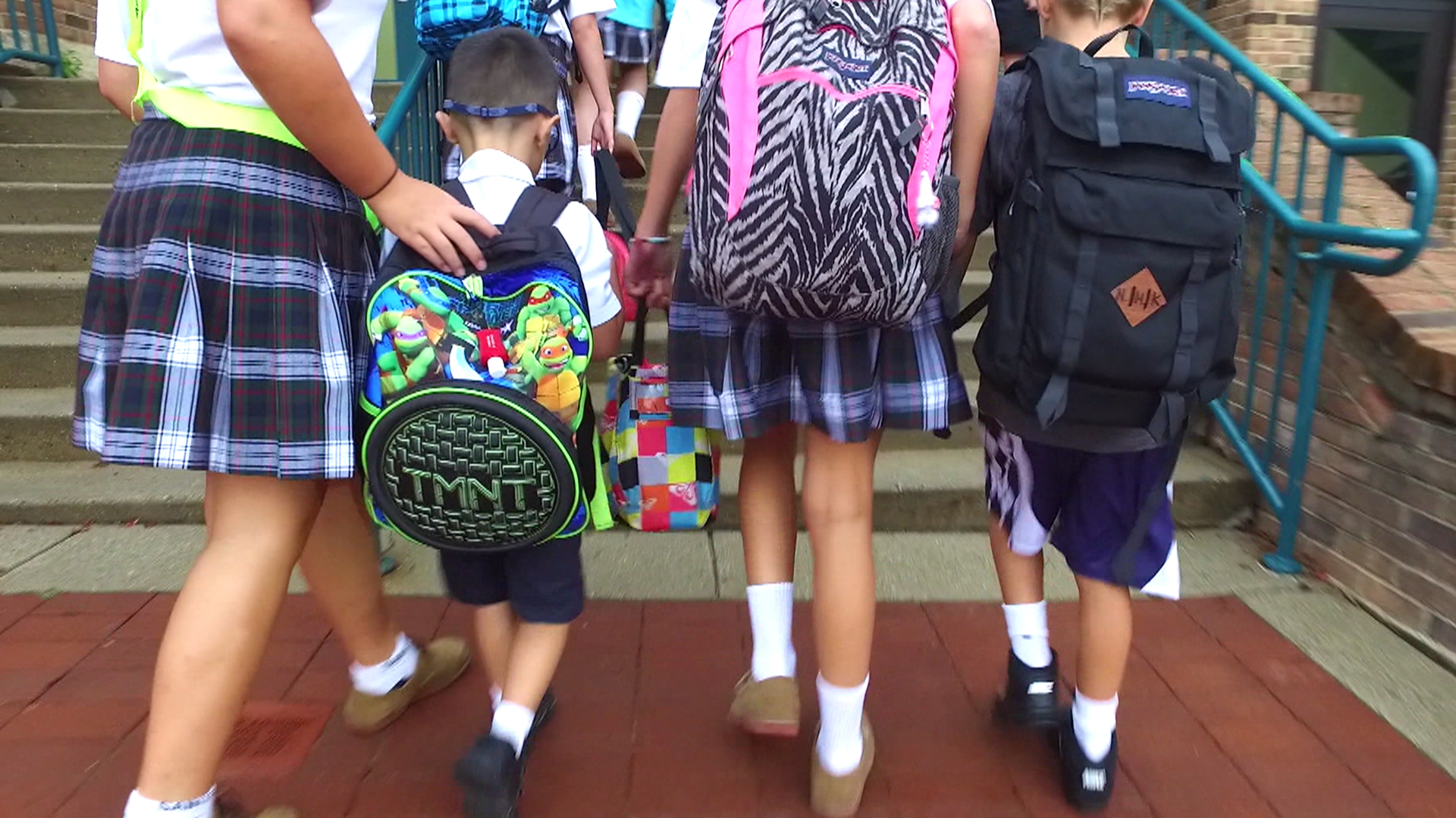 Back-to-school safety: Is your child's backpack too heavy ...