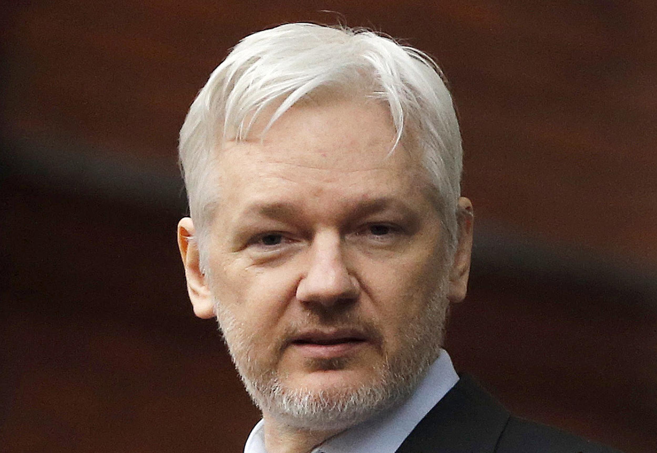 U.S. Urged Ecuador to Act Against WikiLeaks' Assange