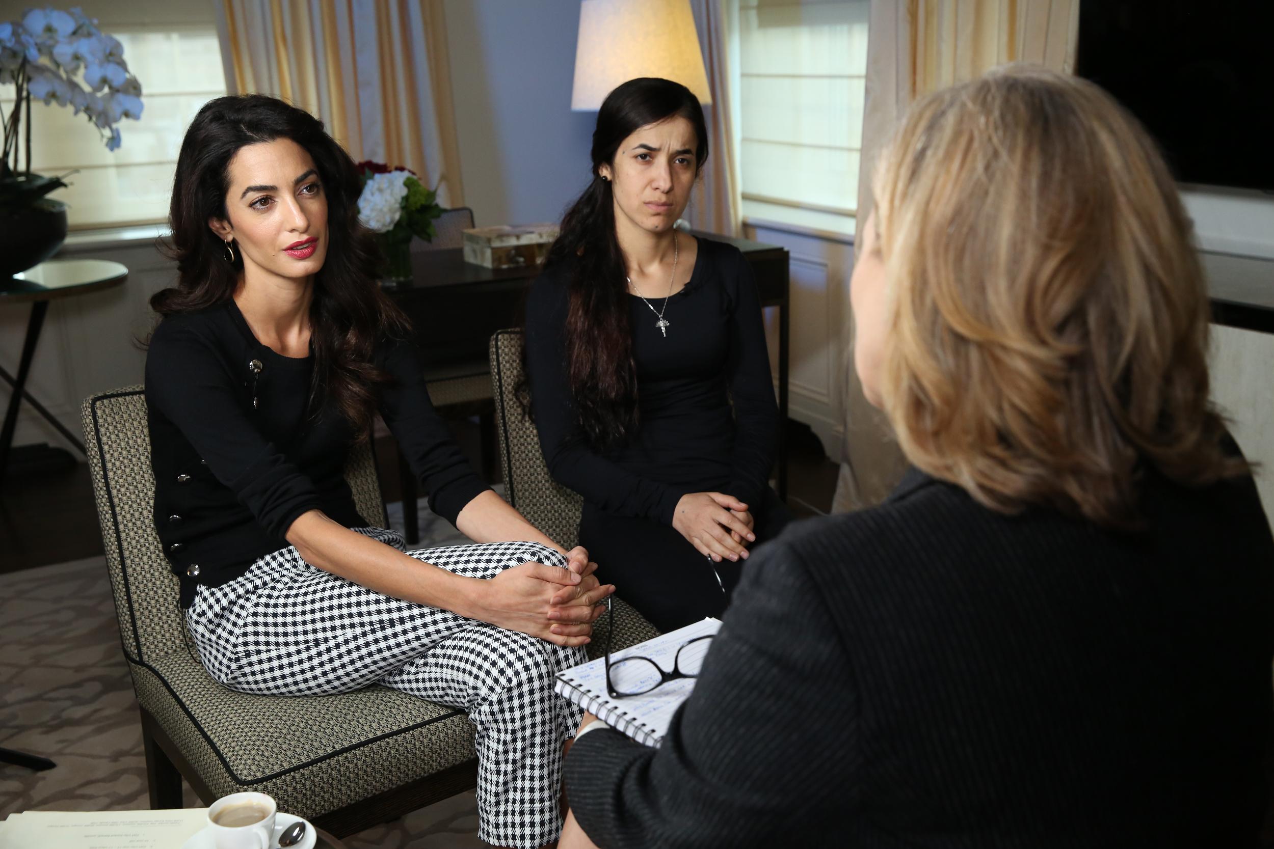 Amal Clooney Wants to Sue ISIS(Daesh) | Kaya Gravitter Blogs