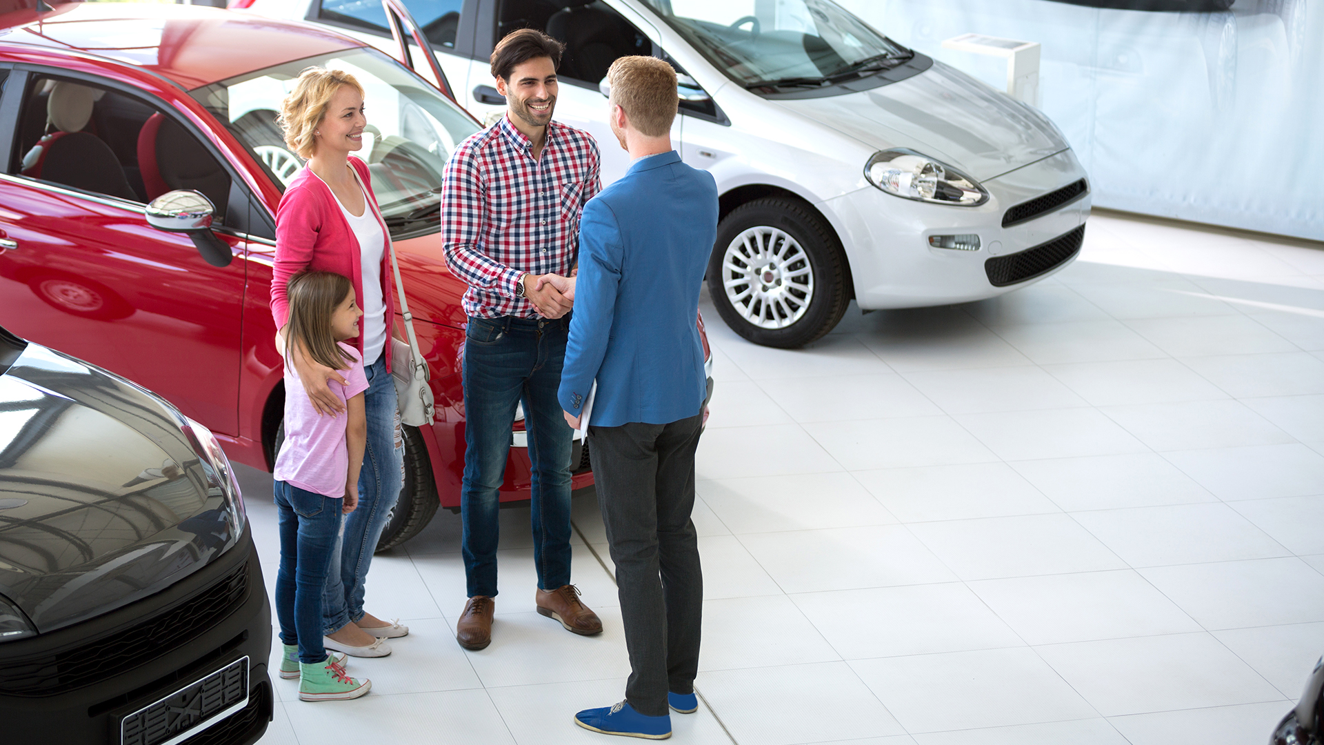 Buying Used Car With Persona