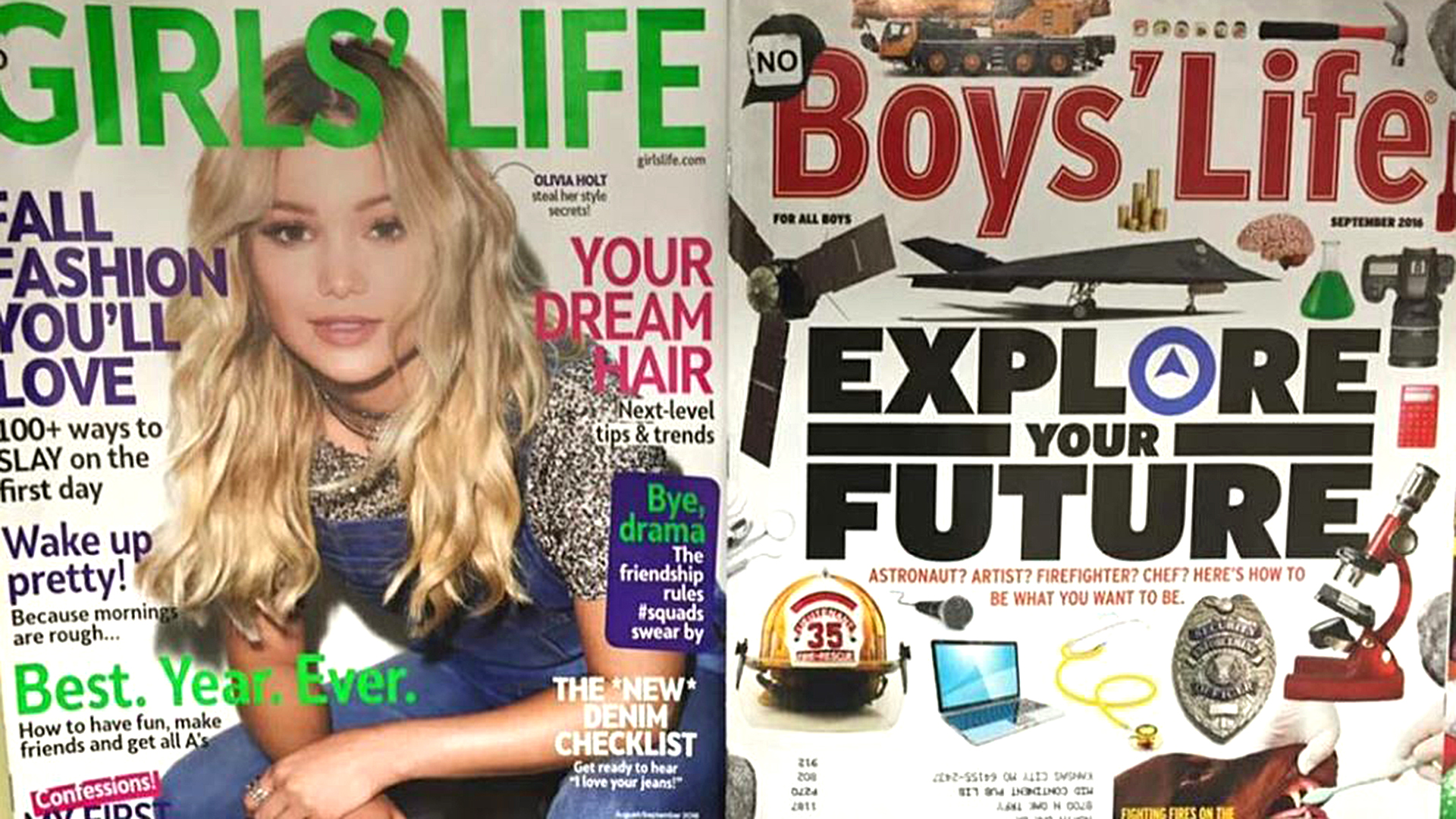 Girls Life Vs Boys Life Cover Comparison Leaves Us