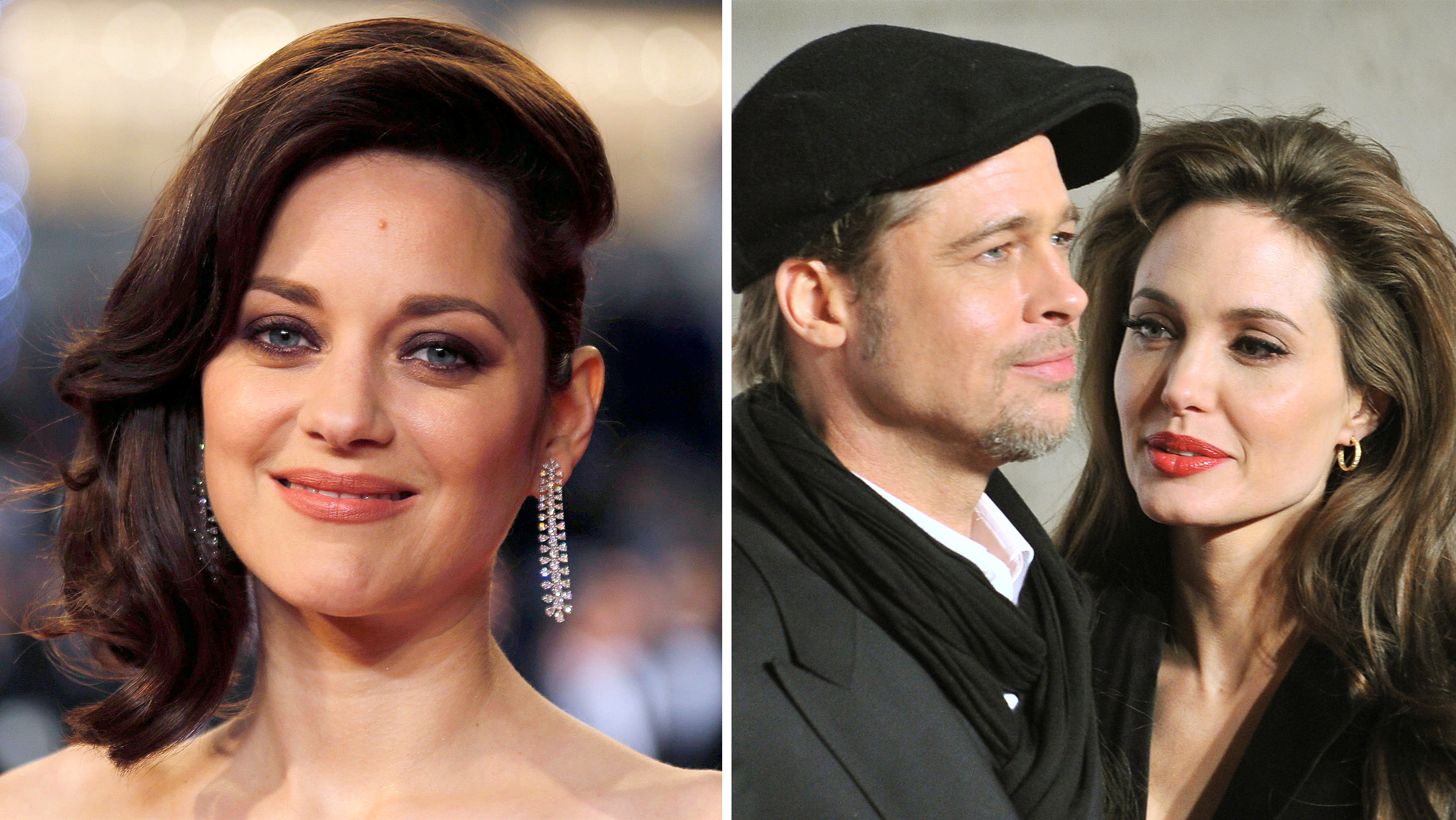 Marion Cotillard Addresses Brad Pitt Affair Rumors Wishes Pitt
