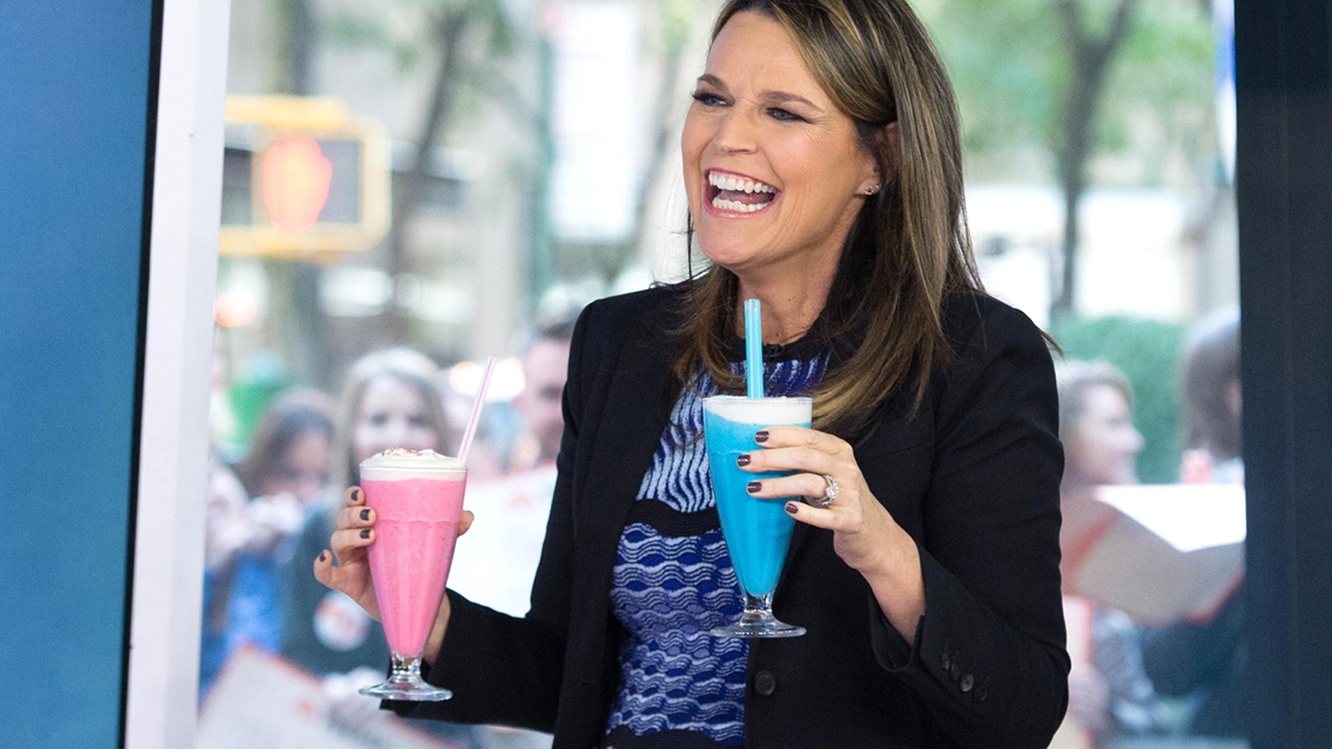 Savannah Guthrie reveals her baby s gender It s a TODAY