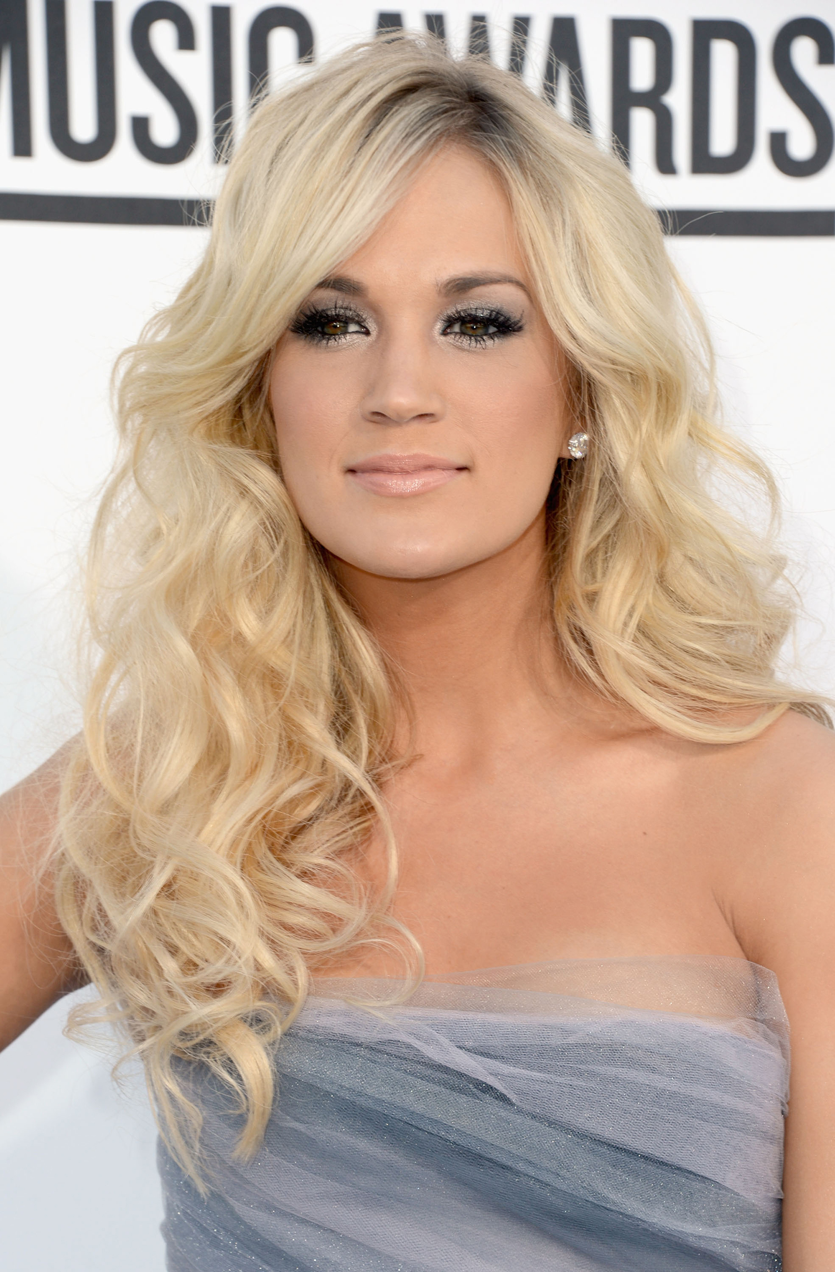 Carrie Underwood S Hair Evolution