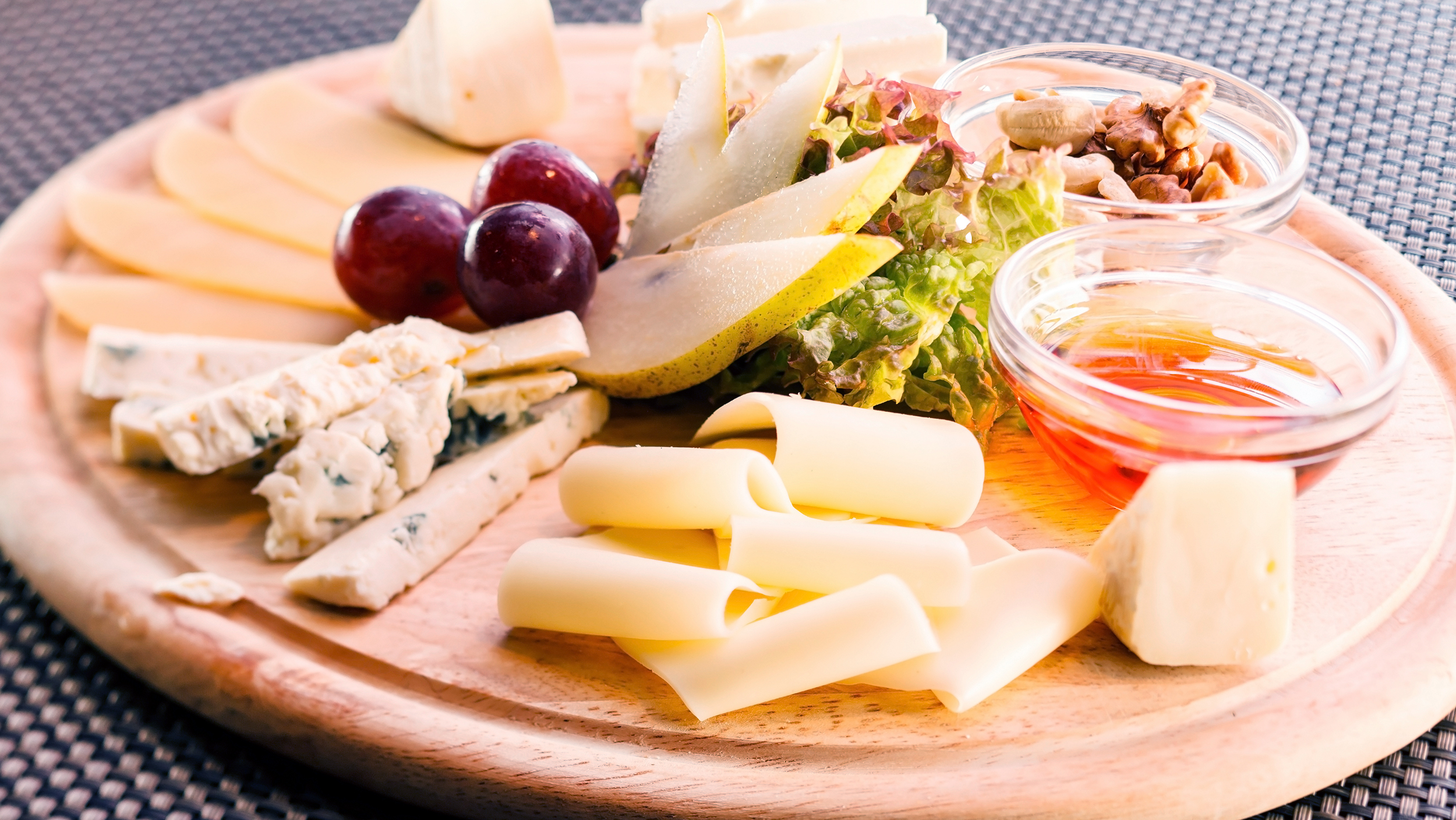 How to build the perfect cheese board, according to an expert