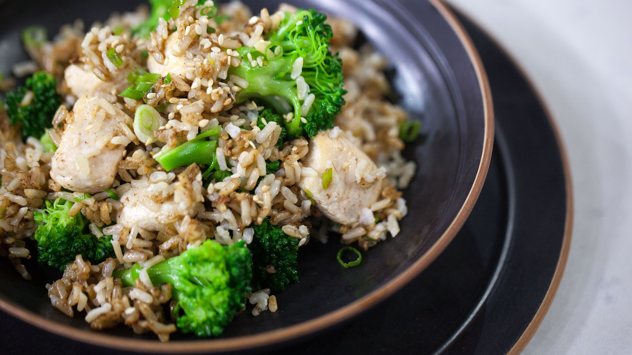 Restaurant-Style Asian-Inspired Chicken & Broccoli - TODAY.com