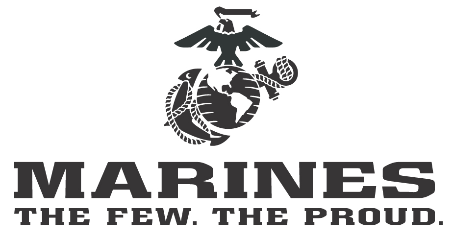marines may retire iconic slogan the few the proud the marines rh nbcnews com mercury marine logo vector suzuki marine logo vector