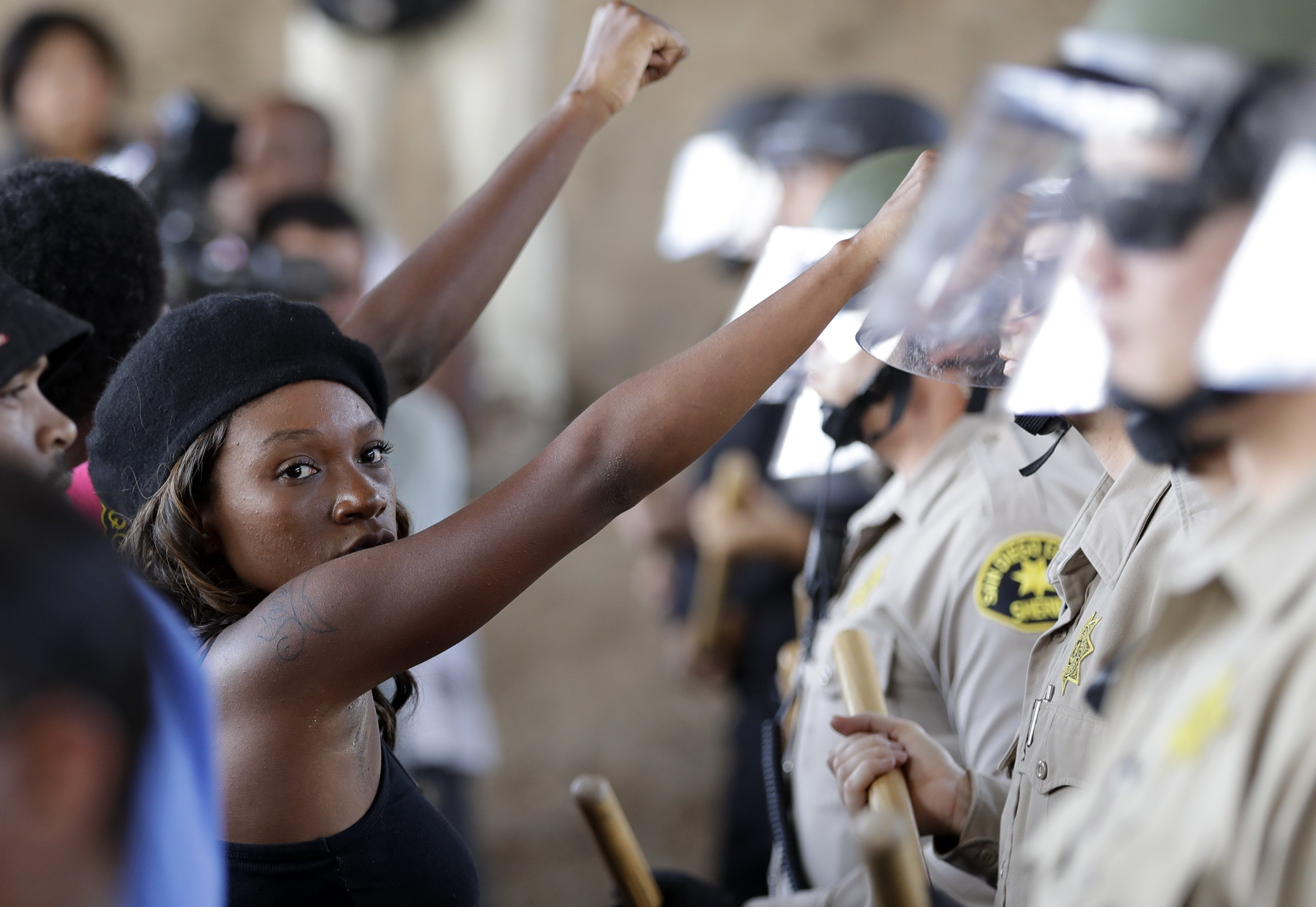 States Spotty on Reporting Police Use of Force Data