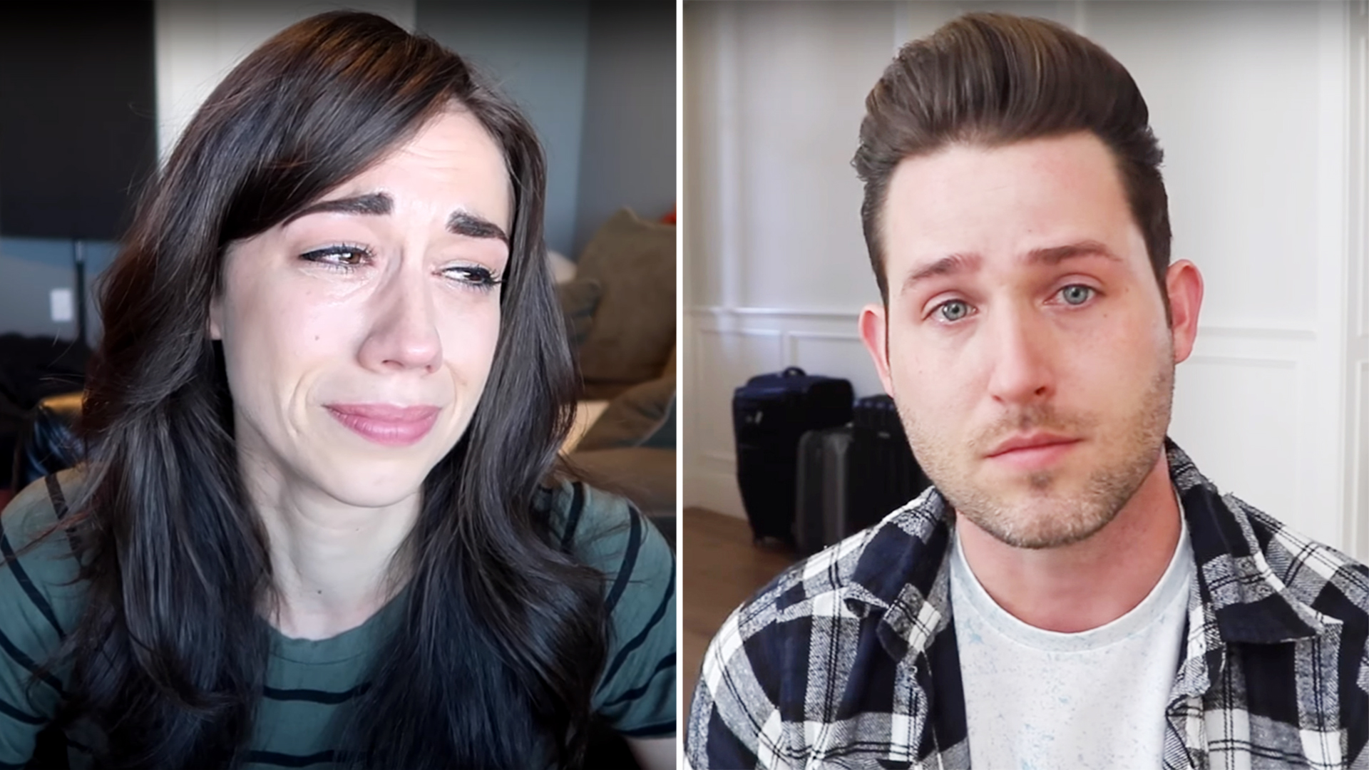 Youtube Couple Call It Quits Reveal Picture Perfect Life