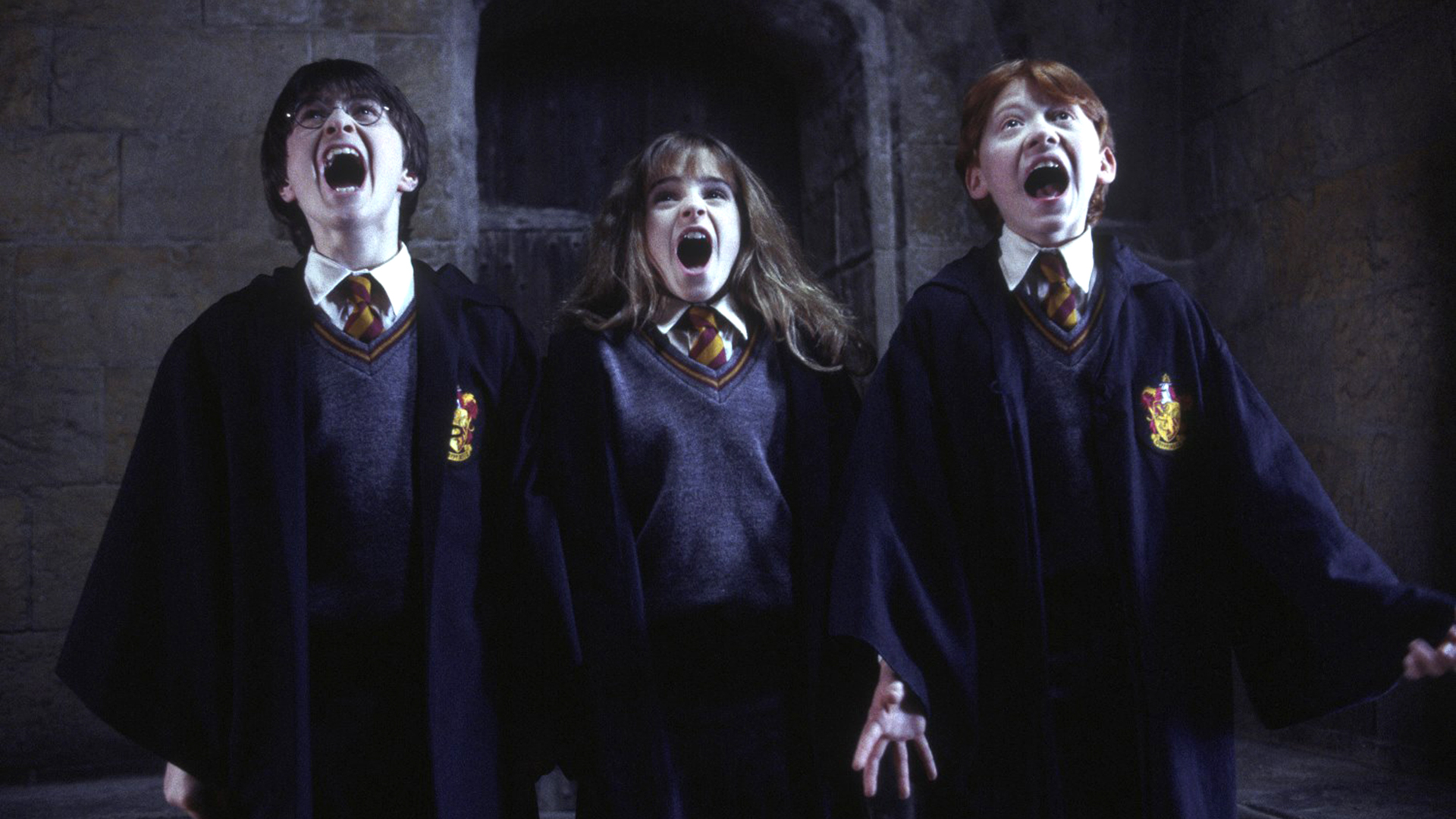 all 8 harry potter films are slytherin back into theaters
