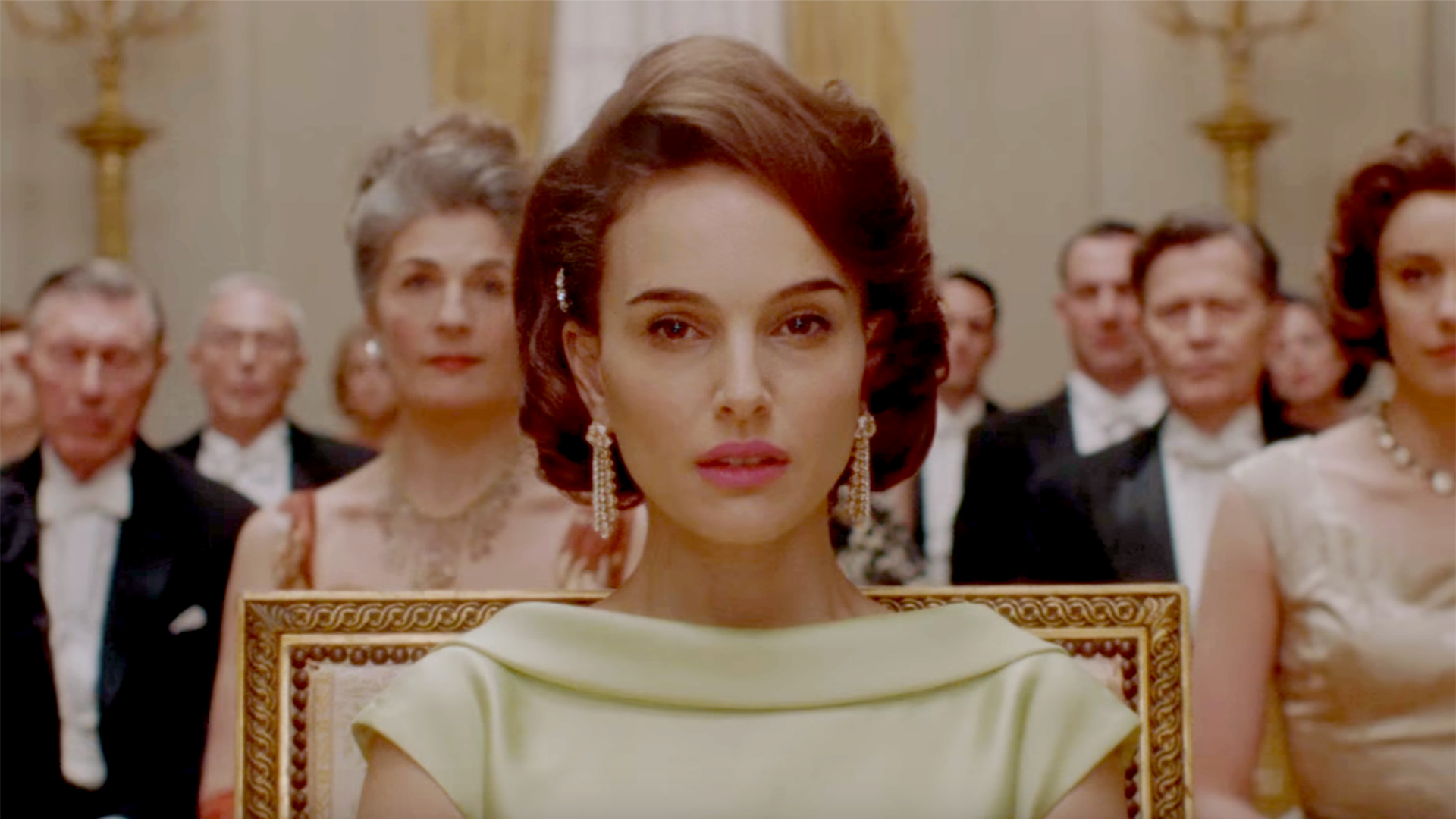 See Natalie Portman as Jackie Kennedy in haunting new 'Jackie' trailer -  TODAY.com