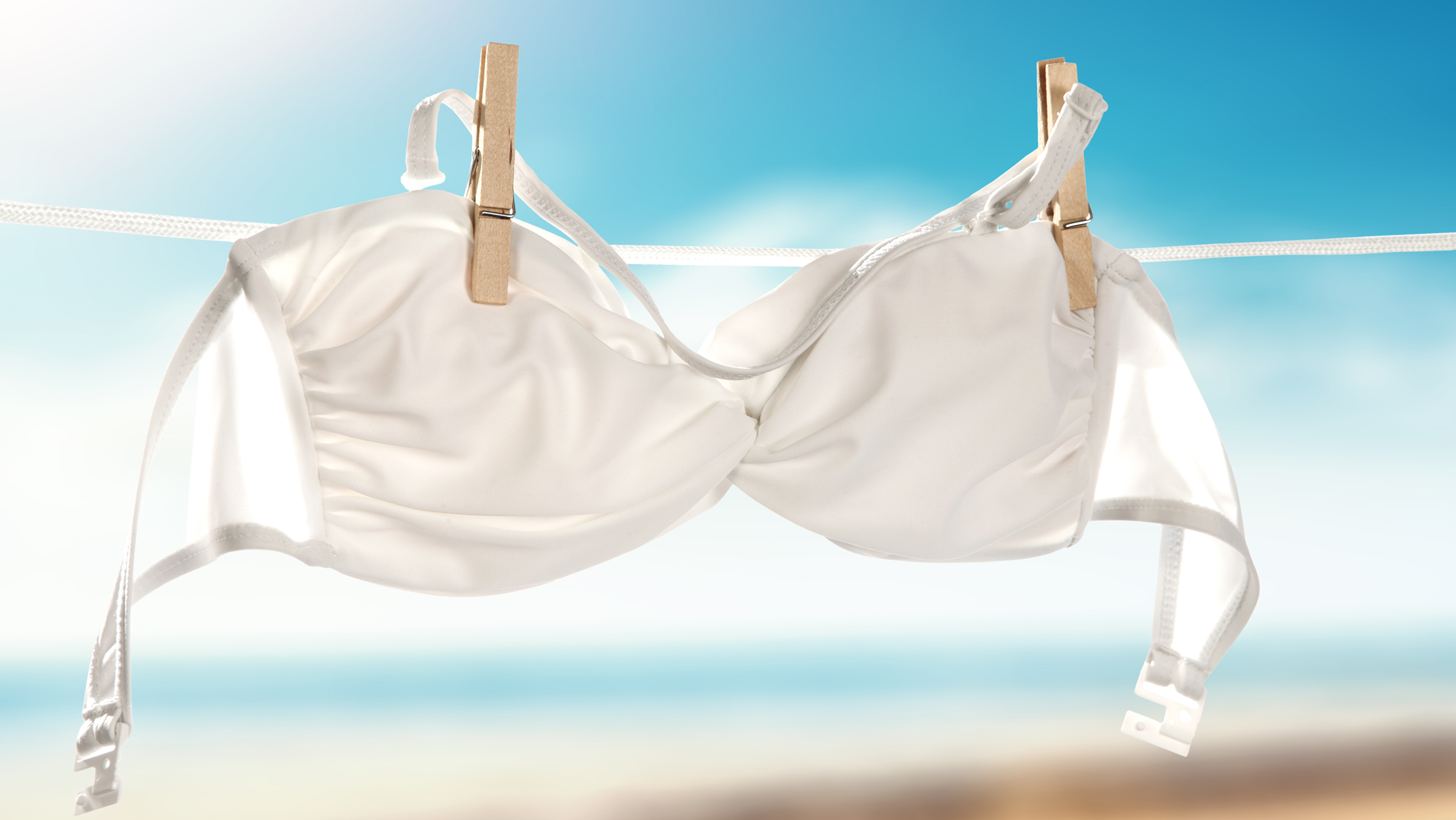 How often should you wash your bra? Not as often as you think